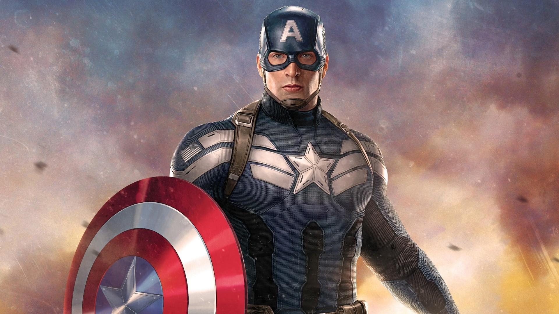 Captain America beautiful wallpaper