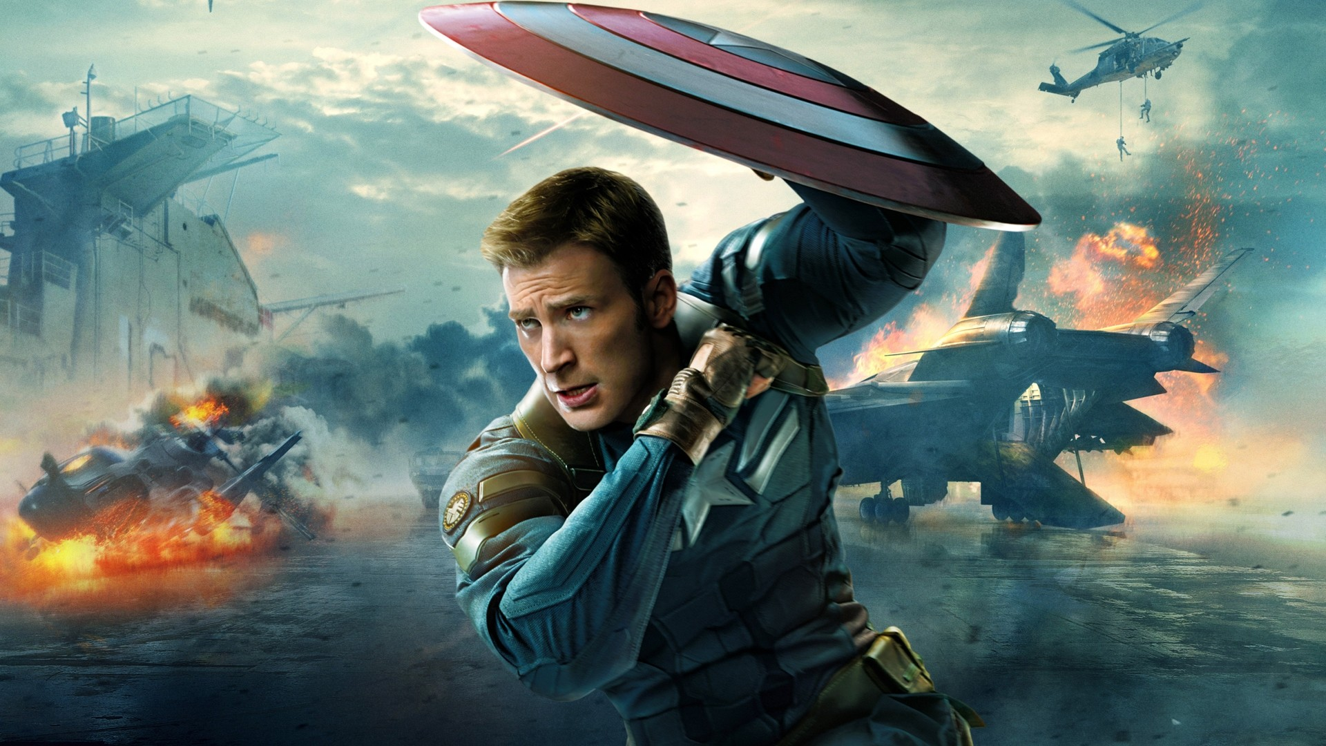 Captain America High Definition