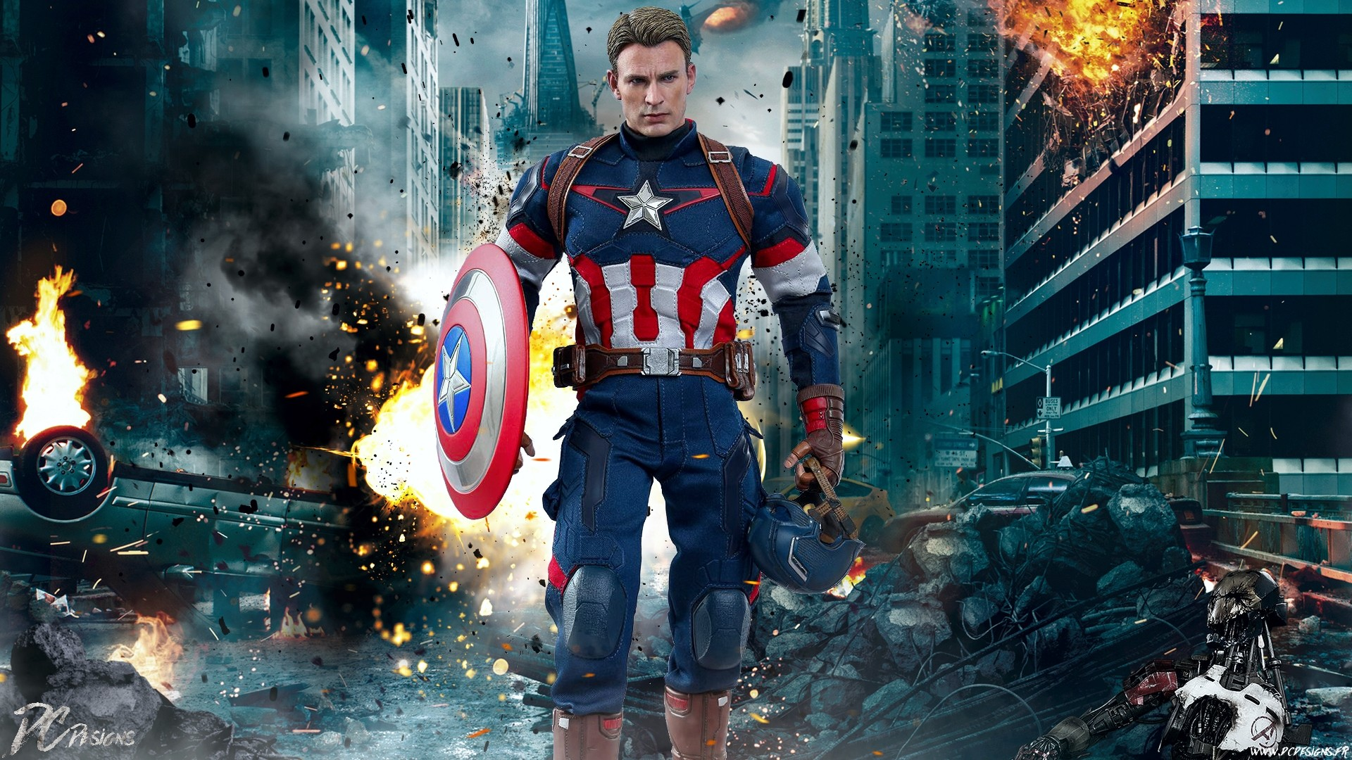 Captain America wallpaper photo