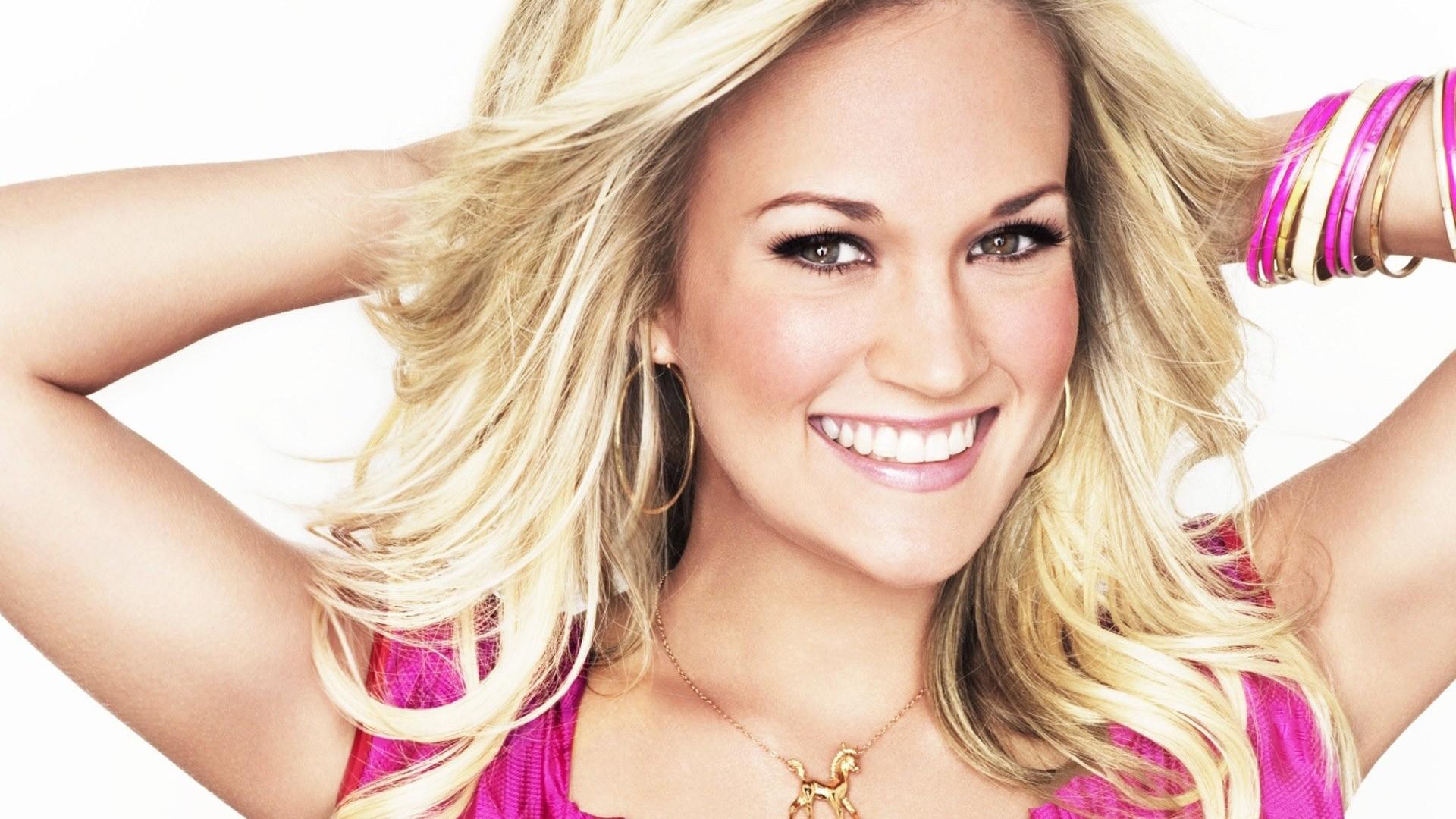 Carrie Underwood Full HD Wallpaper