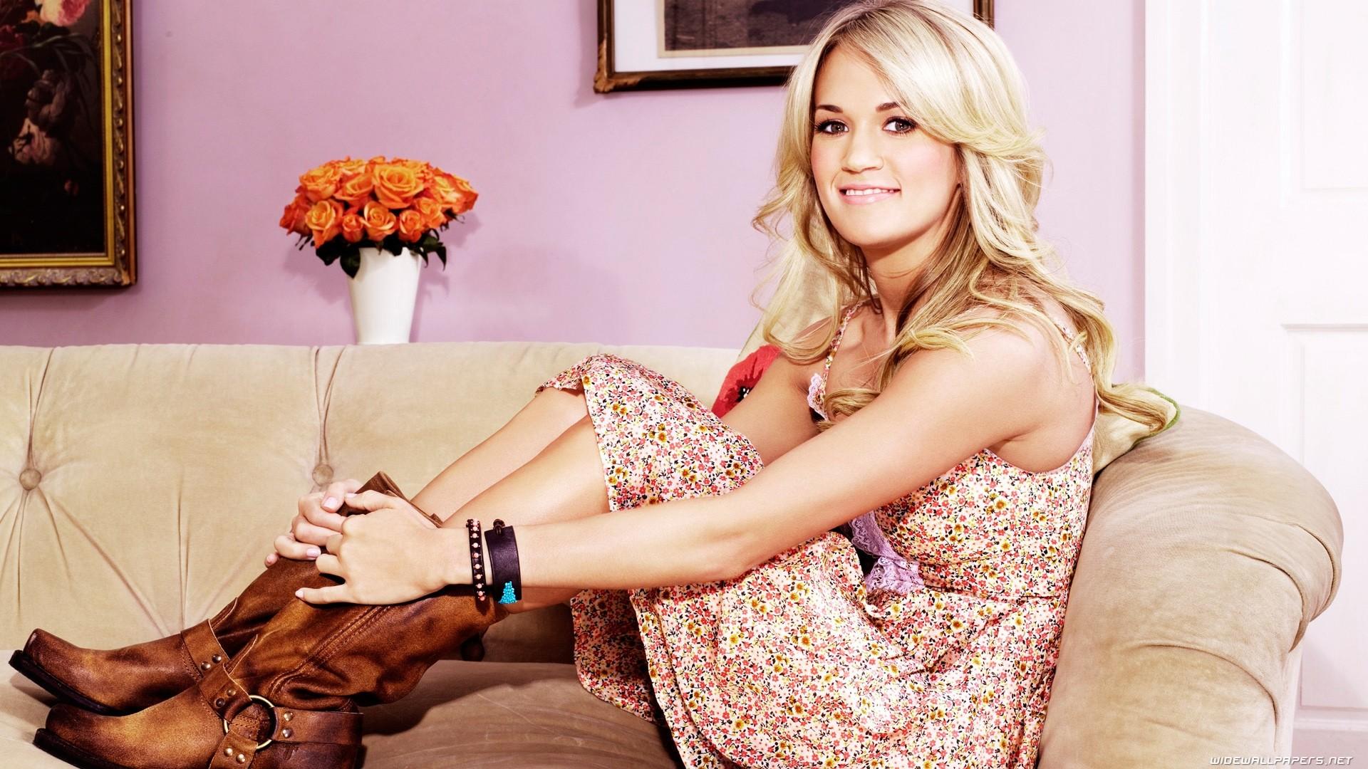 Carrie Underwood full wallpaper