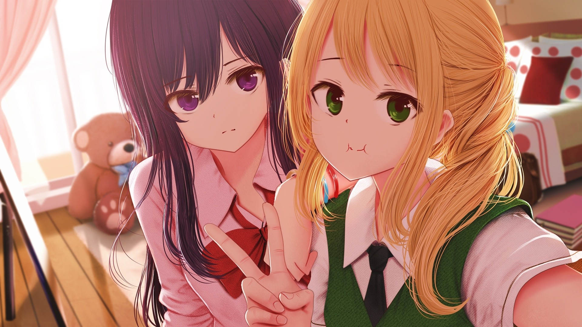 Citrus Anime Free Wallpaper and Background