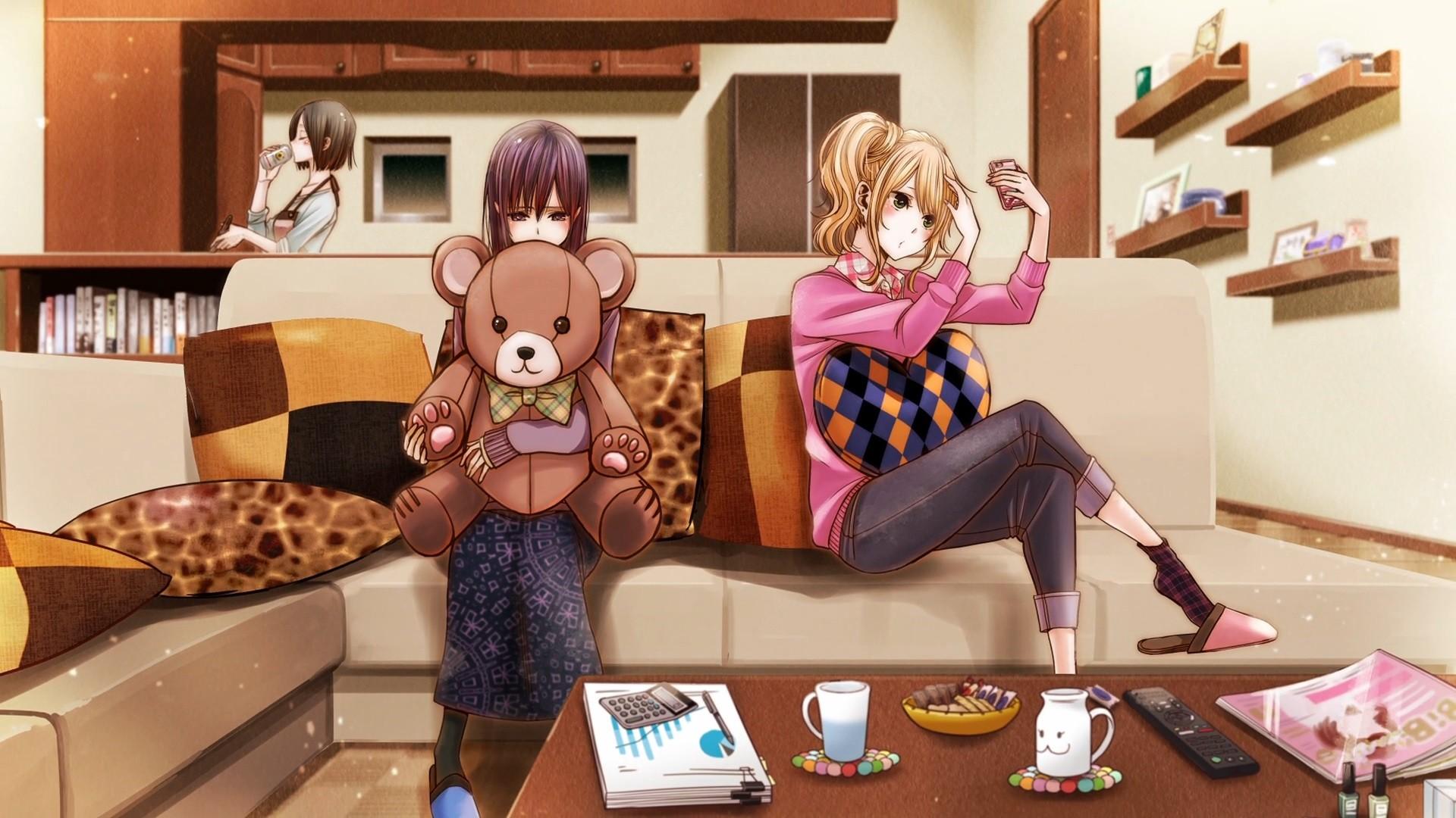 Citrus Anime download wallpaper image