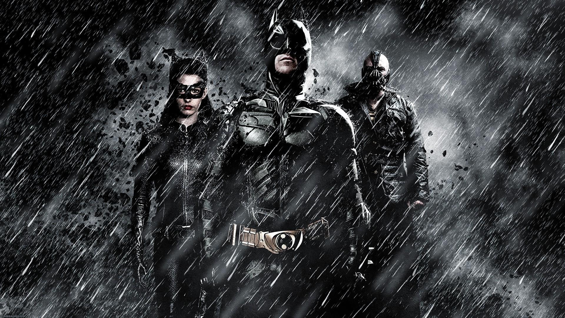 Dark Knight Free Wallpaper