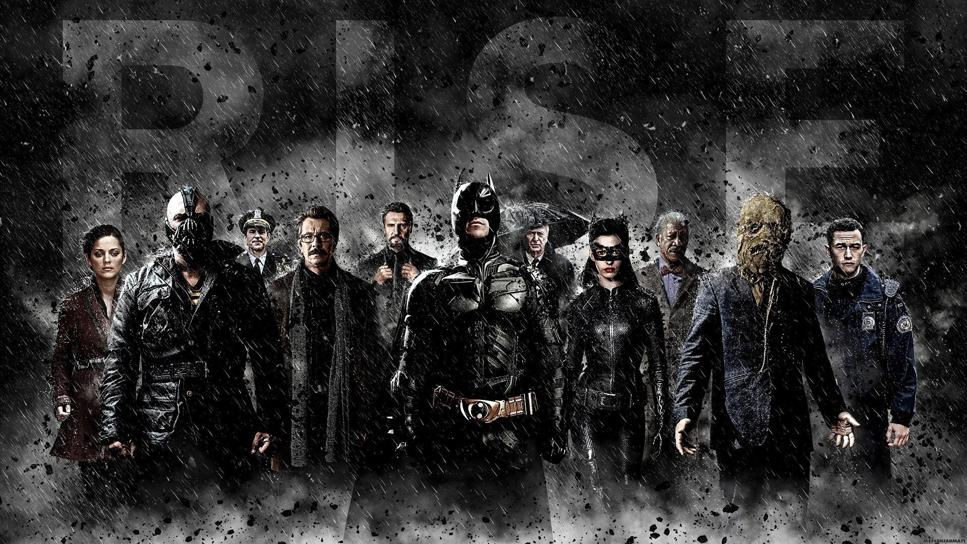 Dark Knight download free wallpaper for pc in hd