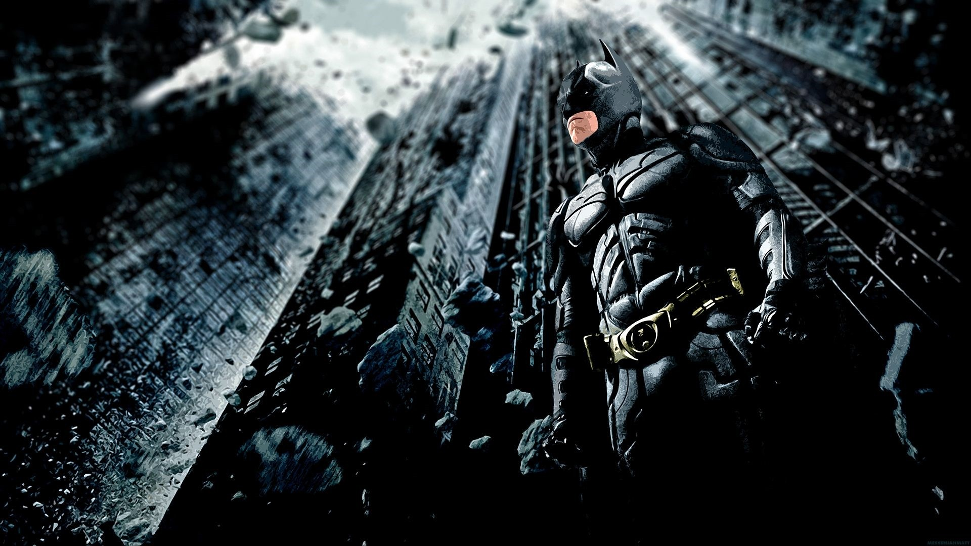 Dark Knight free download wallpaper