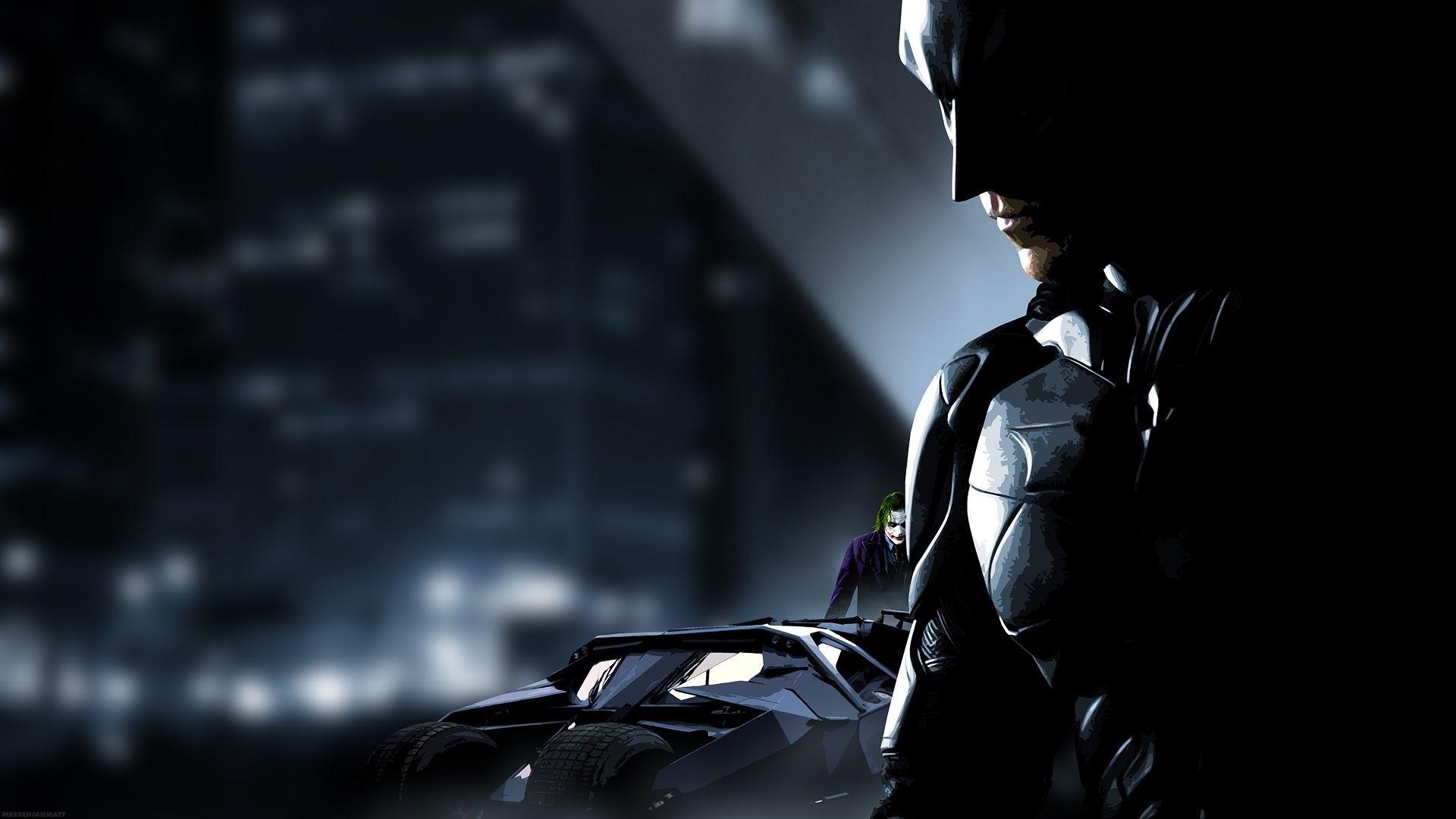 Dark Knight Background Wallpaper HD