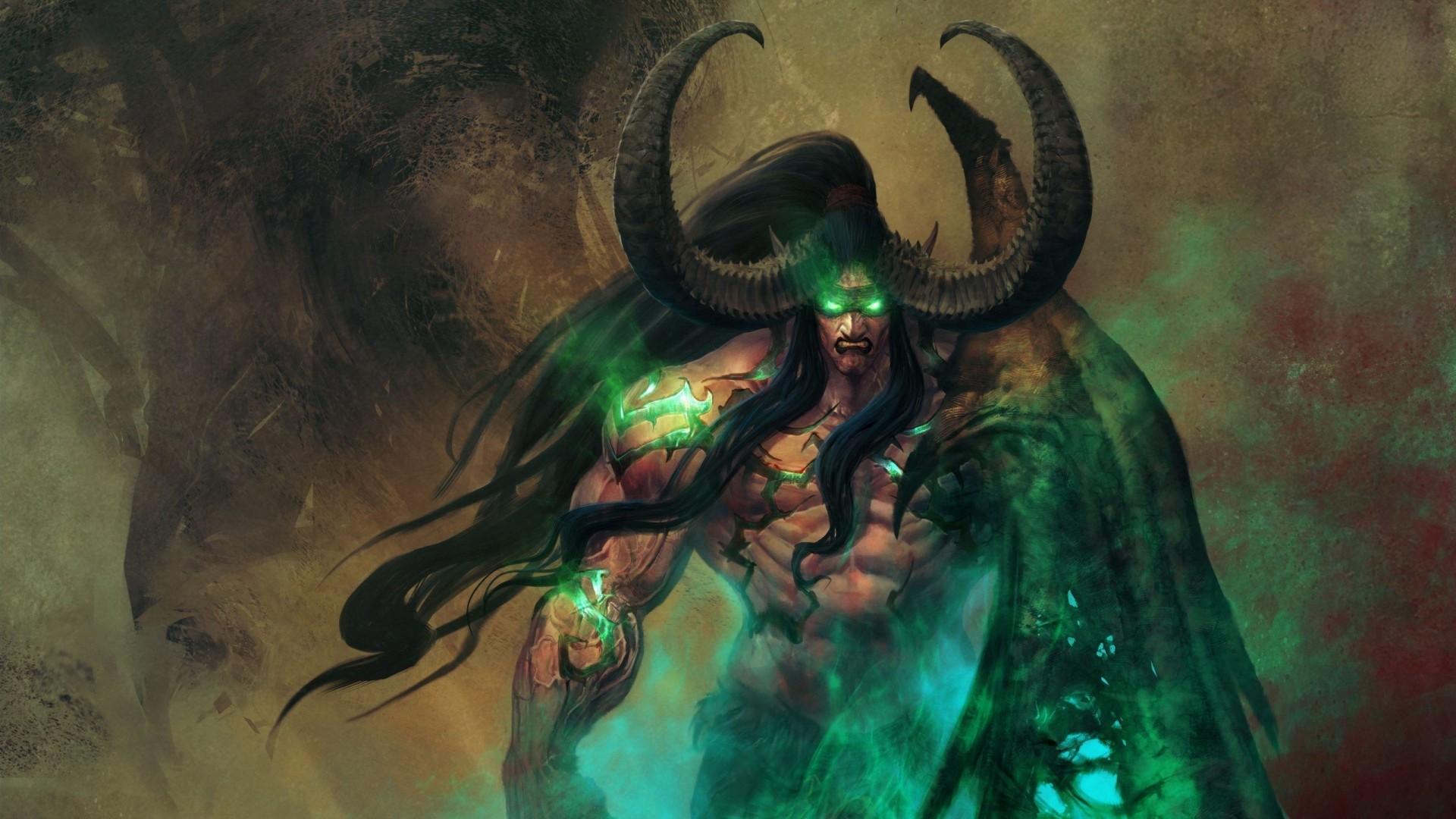 Demon Hunter Wallpaper