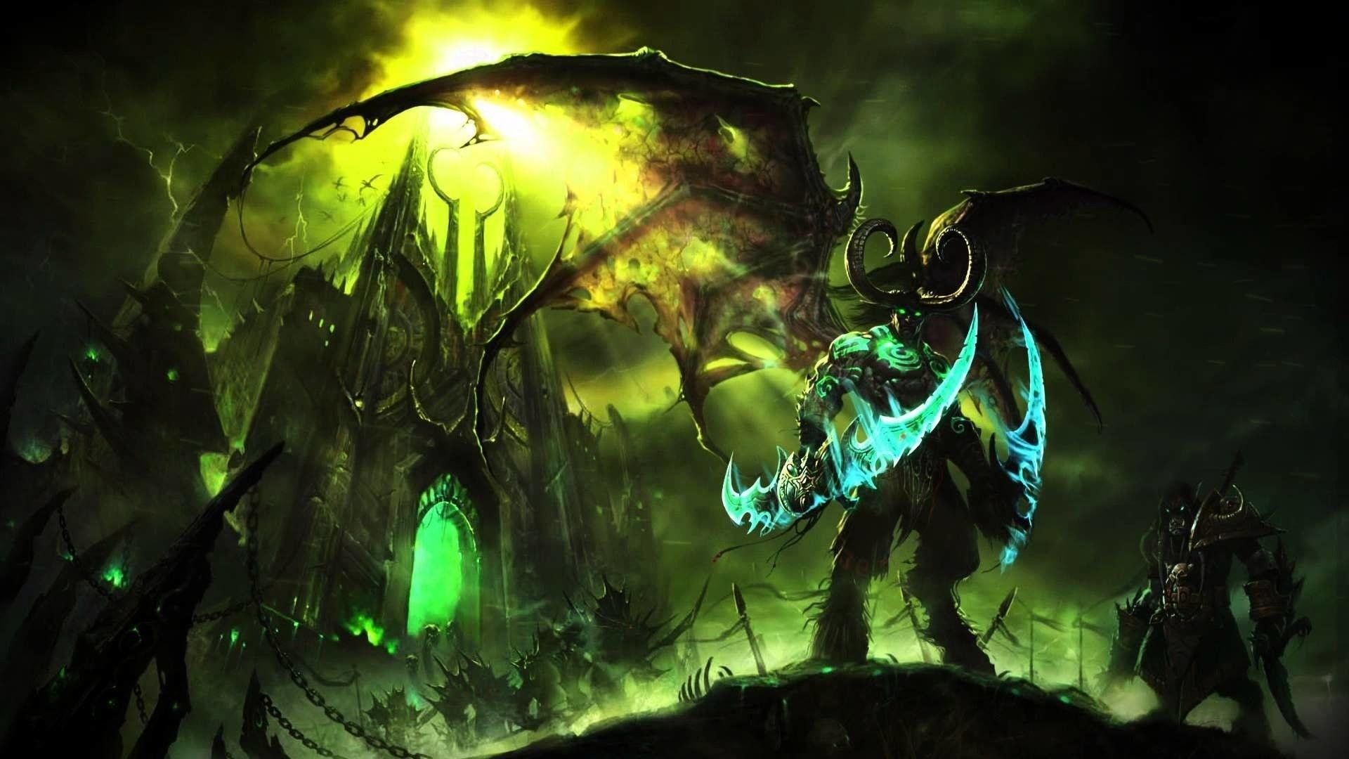 Demon Hunter HD Download