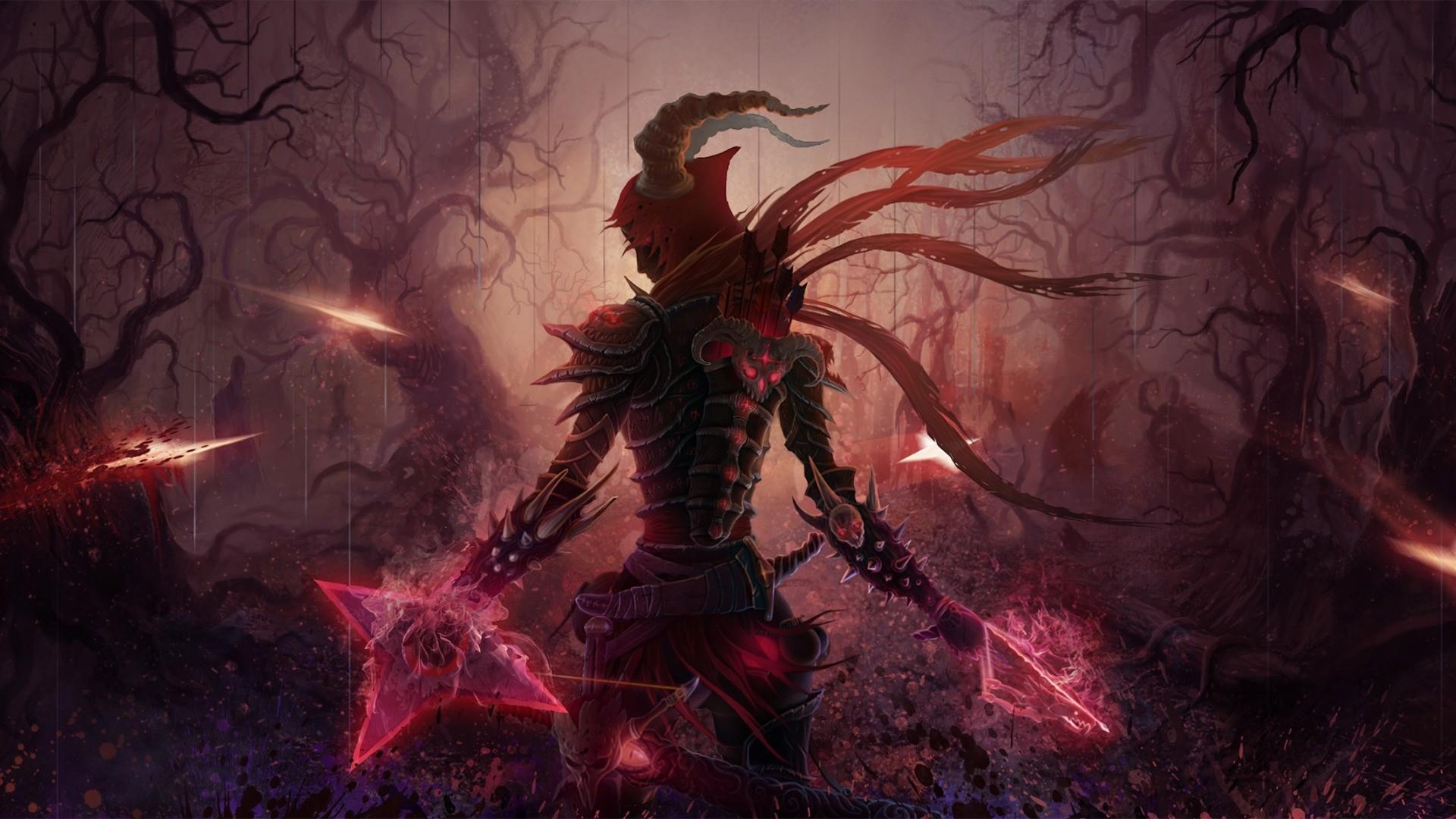 Demon Hunter Wallpaper Picture