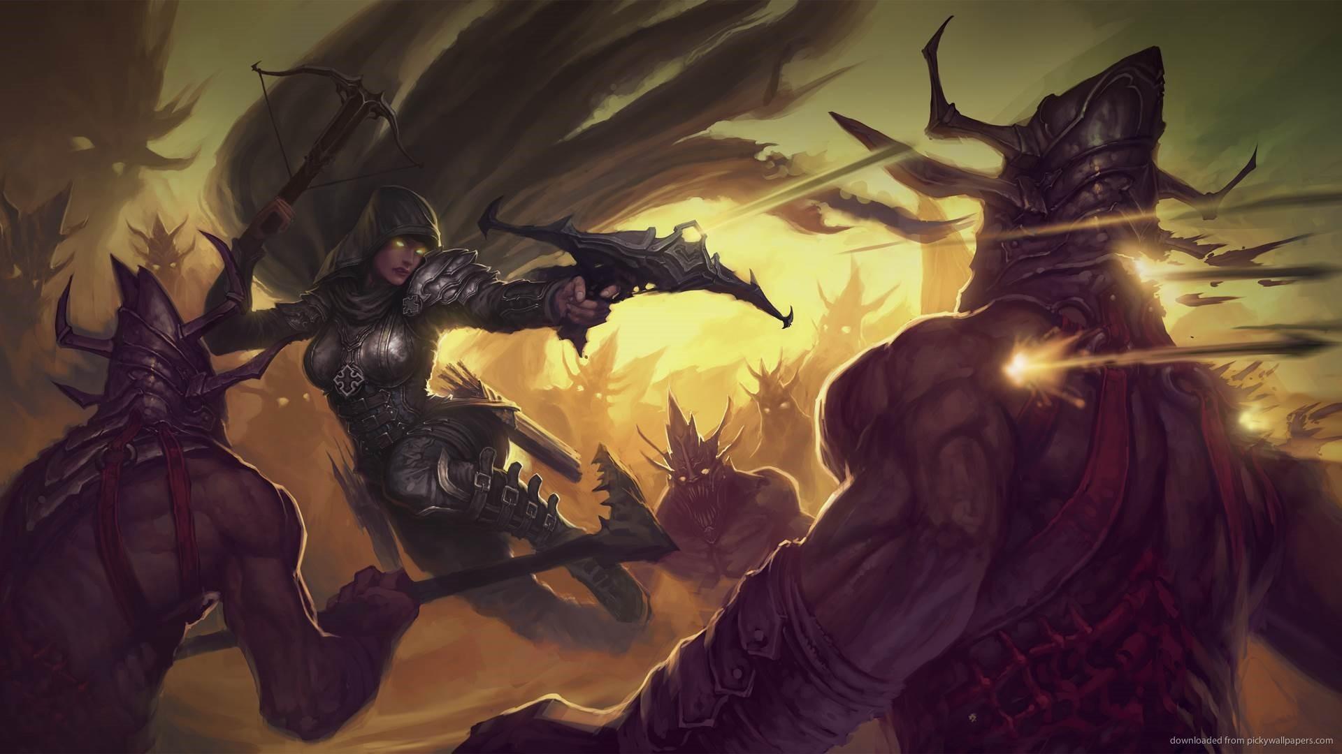 Demon Hunter Picture