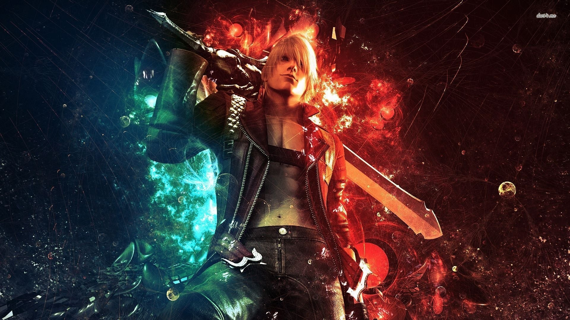 Devil May Cry Cool Wallpaper
