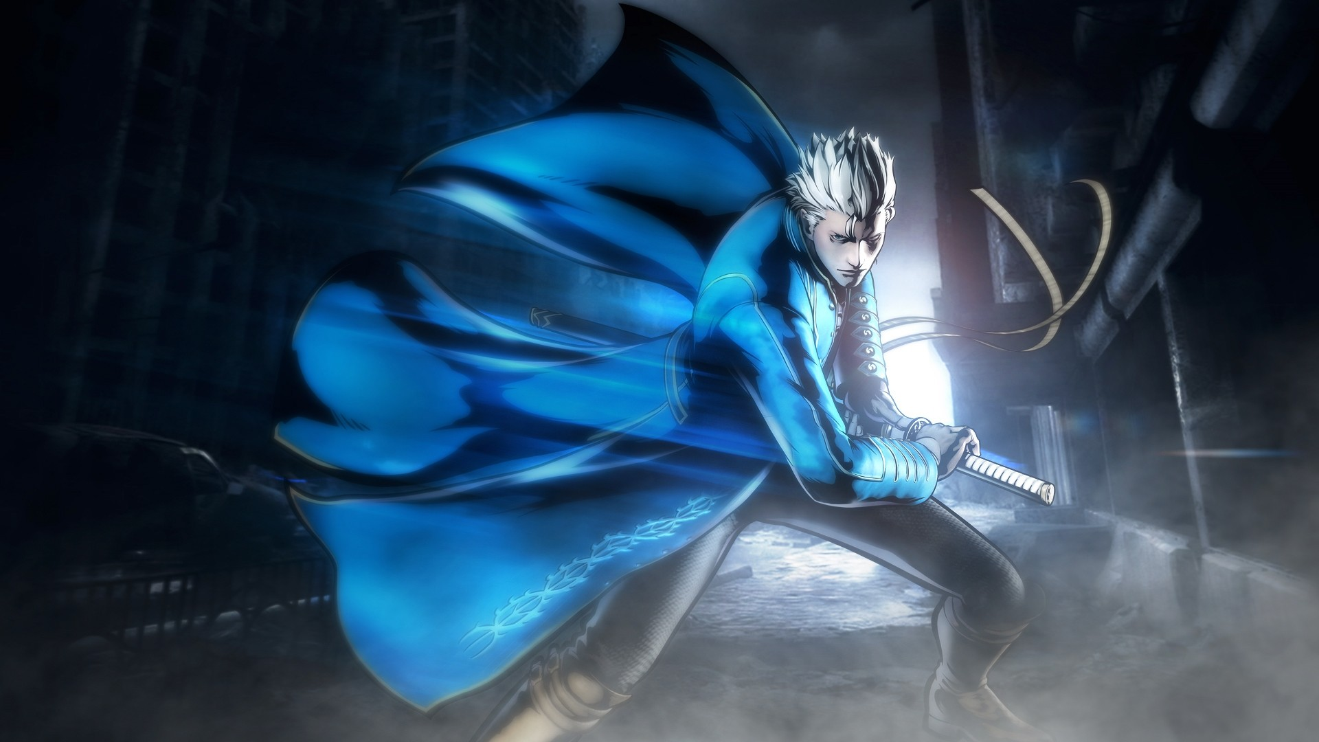 Devil May Cry hd wallpaper for pc