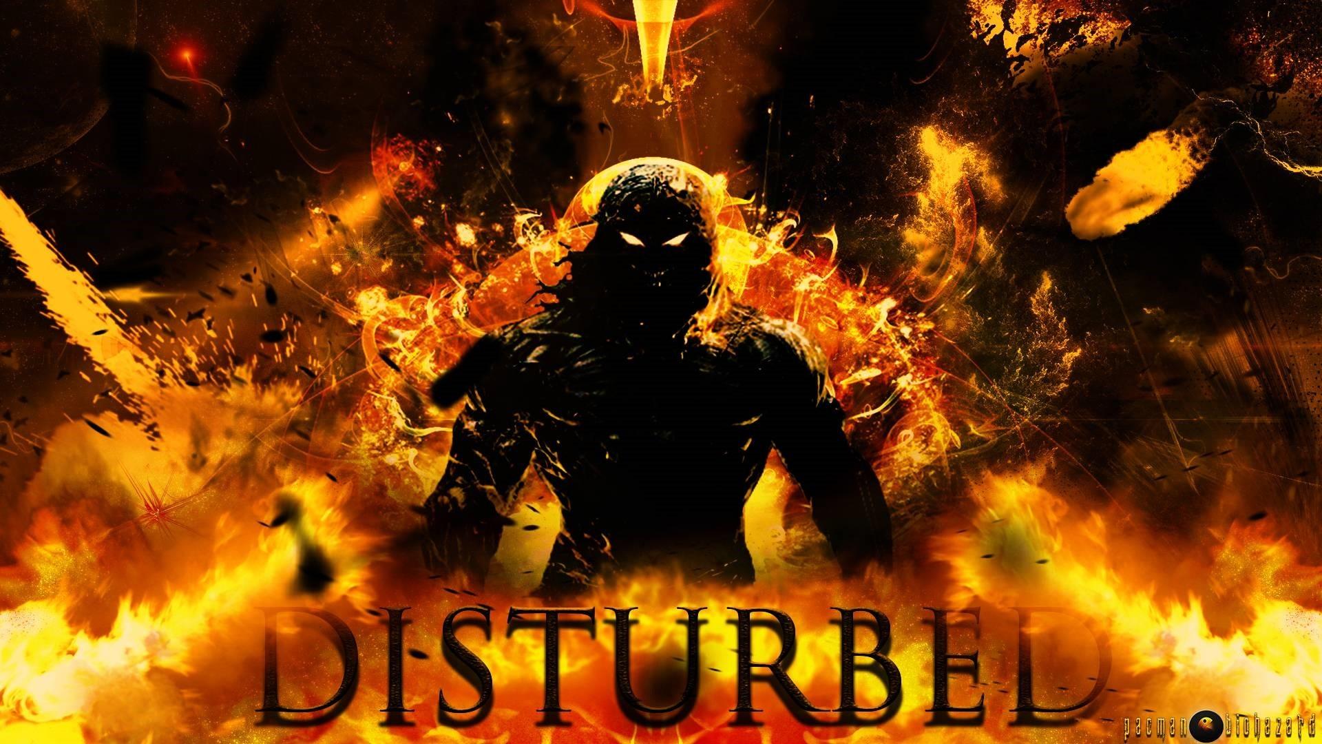 Disturbed PC Wallpaper HD