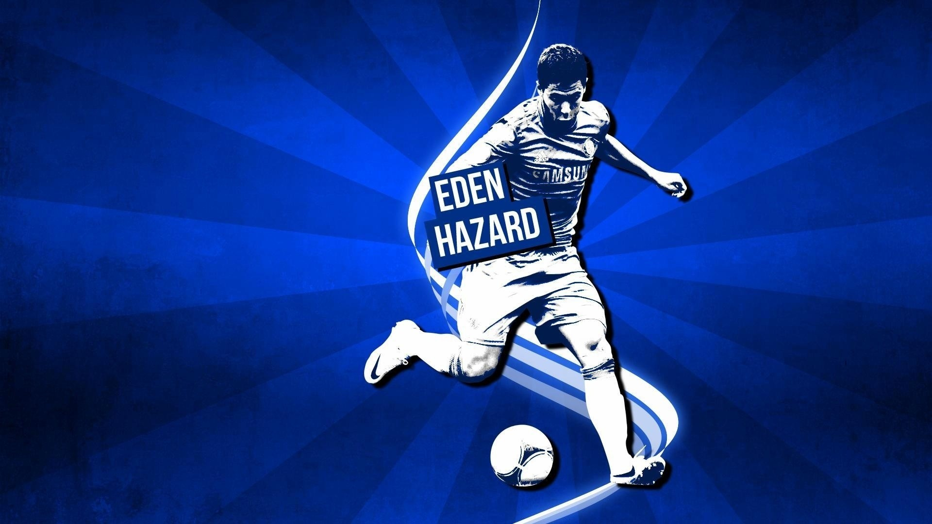 Eden Hazard full hd wallpaper