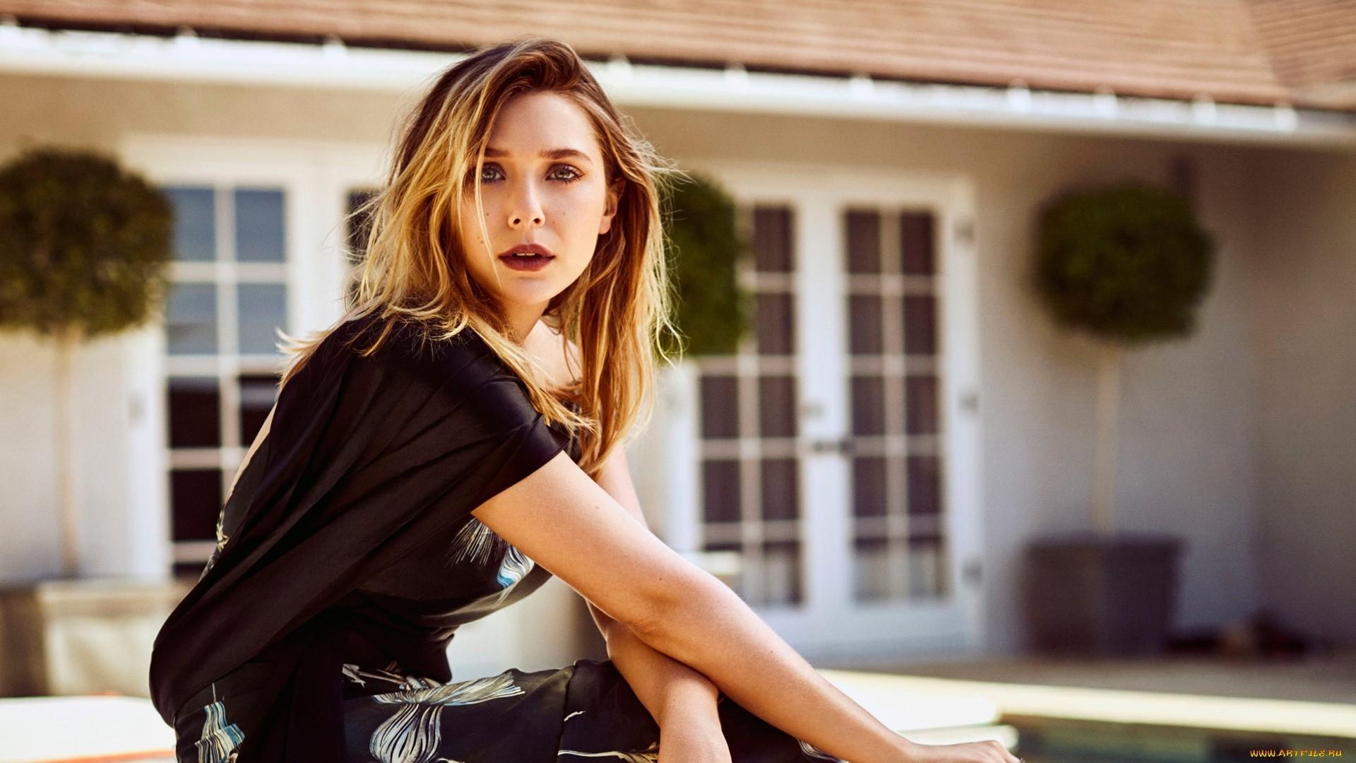 Elizabeth Olsen pc wallpaper