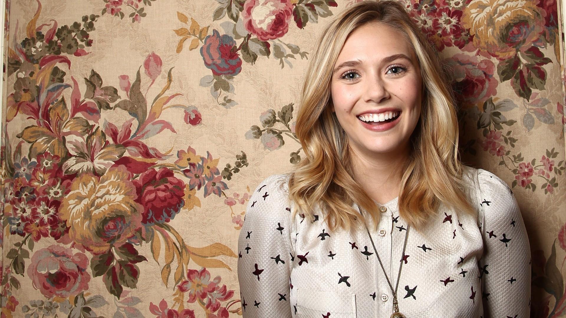 Elizabeth Olsen Full HD Wallpaper