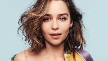 Emilia Clarke full hd 1080p wallpaper