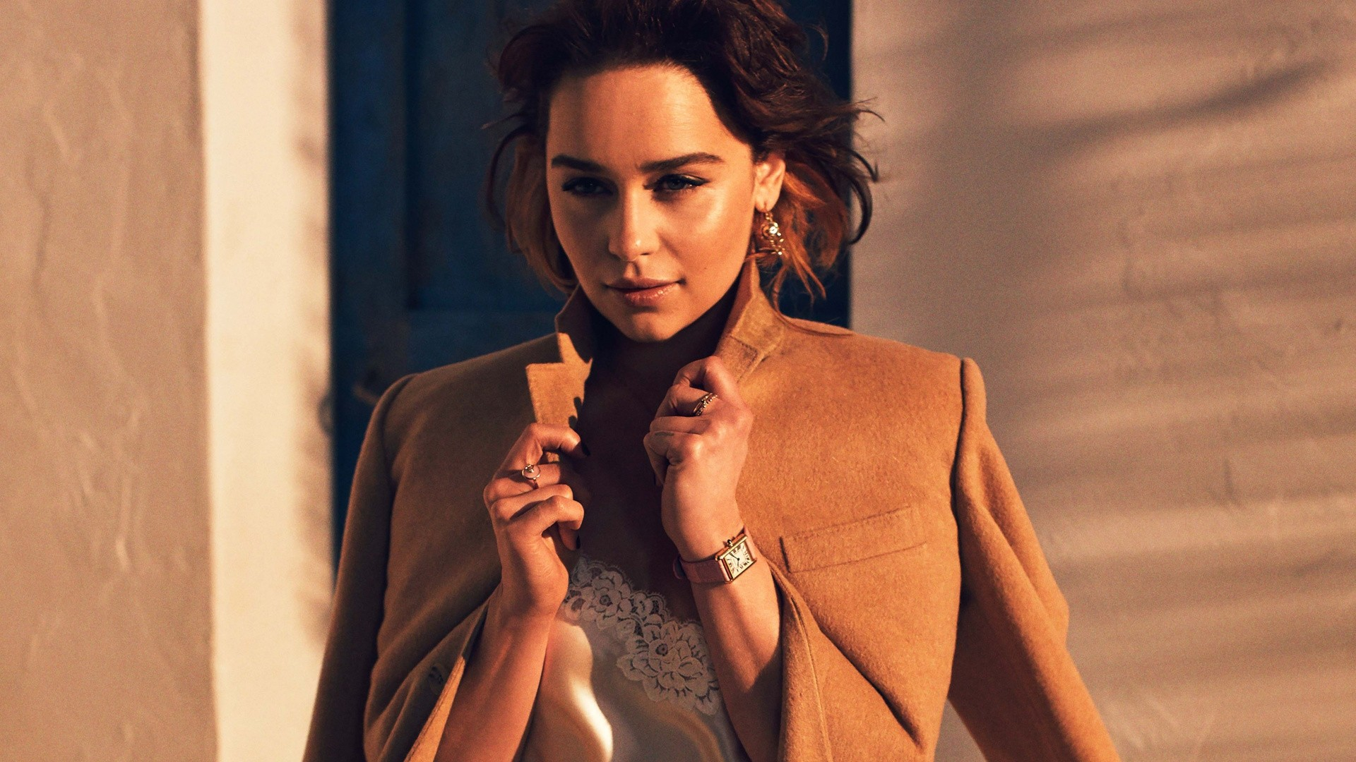 Emilia Clarke good wallpaper hd