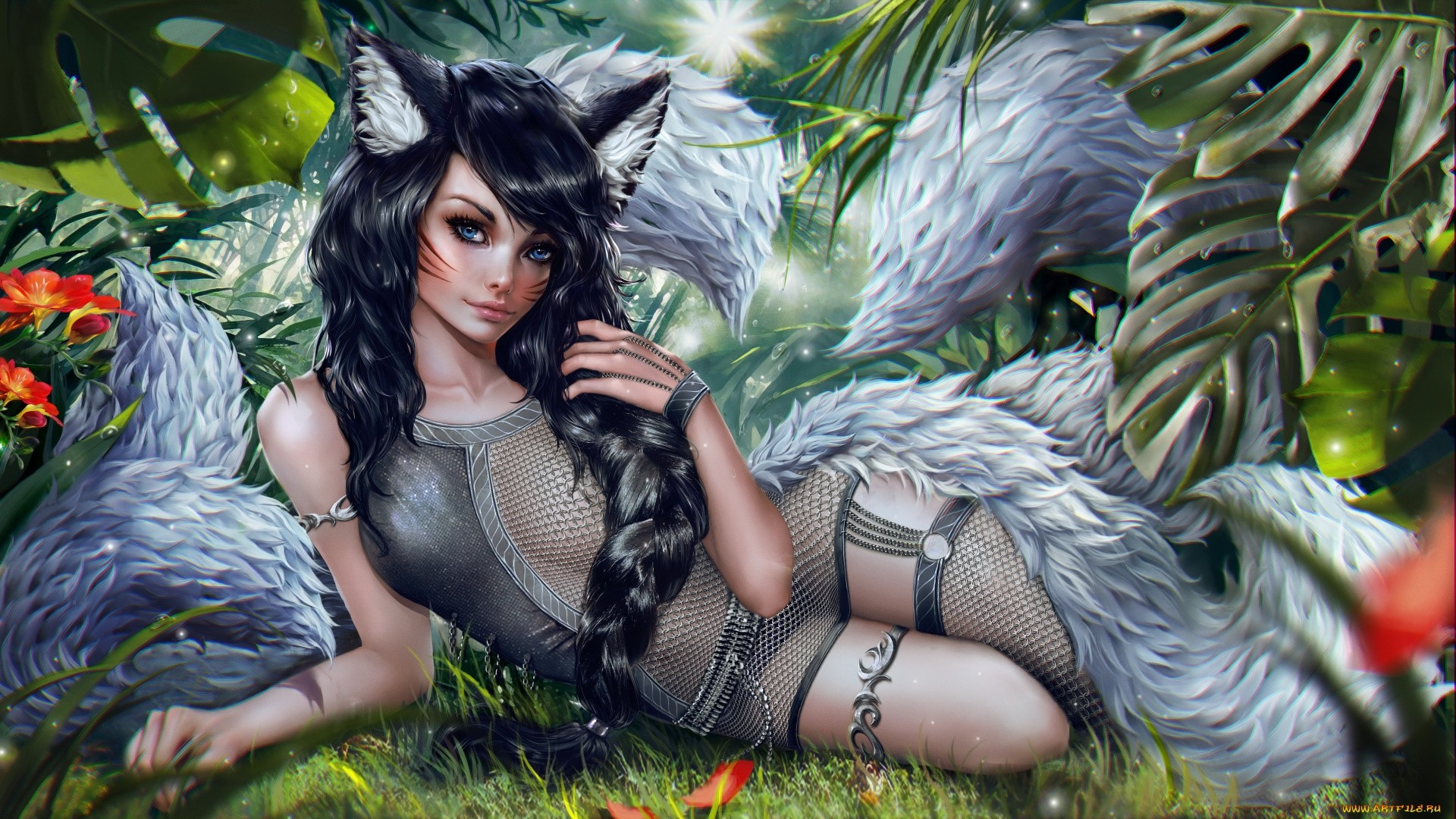 Fantasy Girl Image