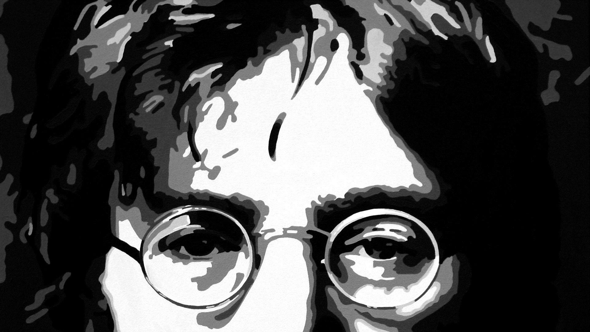 John Lennon Free Download Wallpaper