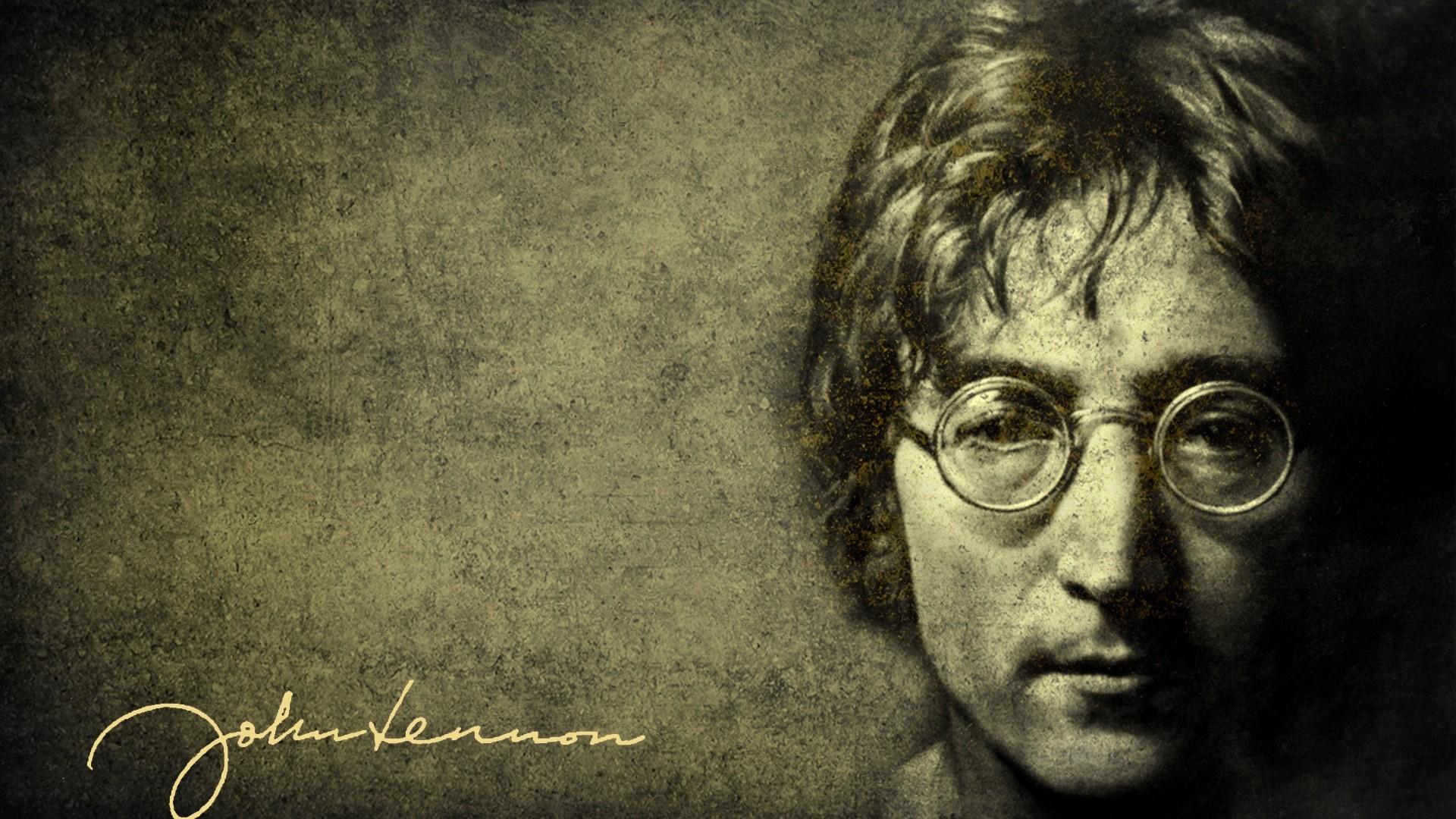 John Lennon Free Desktop Wallpaper