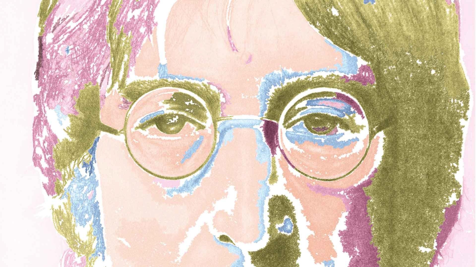 John Lennon beautiful wallpaper
