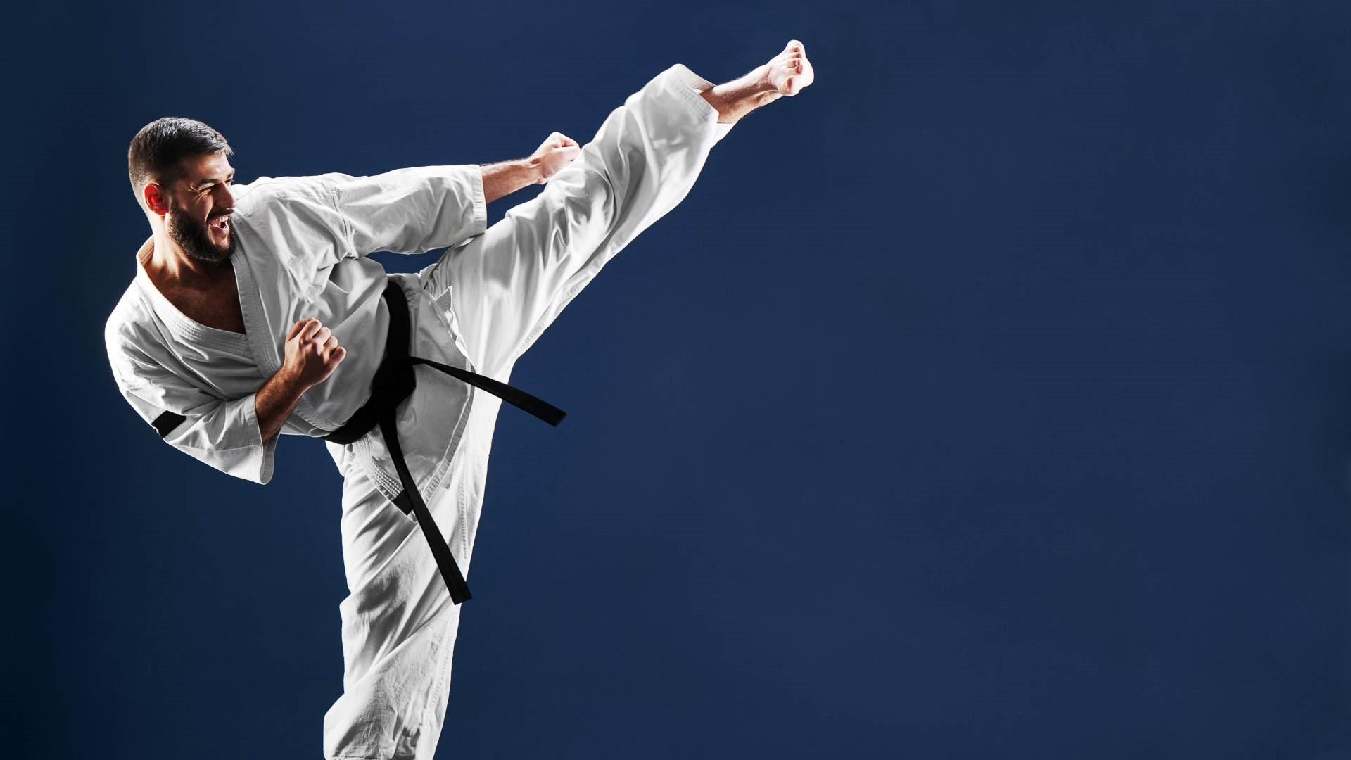 Karate Cool HD Wallpaper