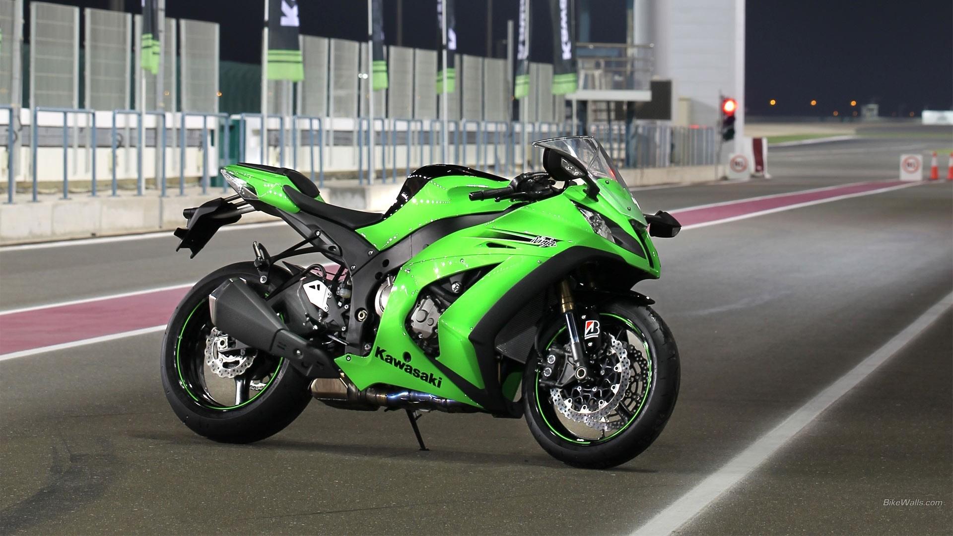 Kawasaki full hd 1080p wallpaper