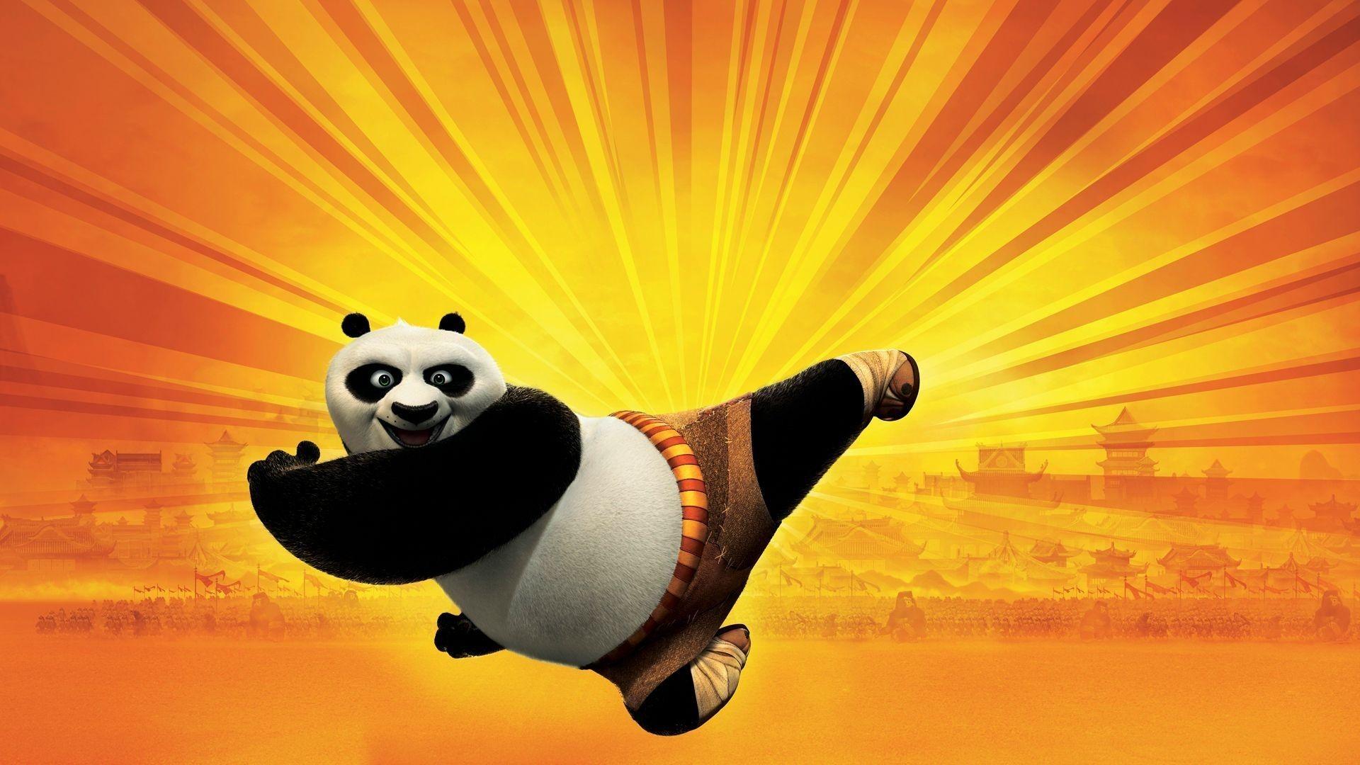 Kung Fu Panda 1920x1080 wallpaper