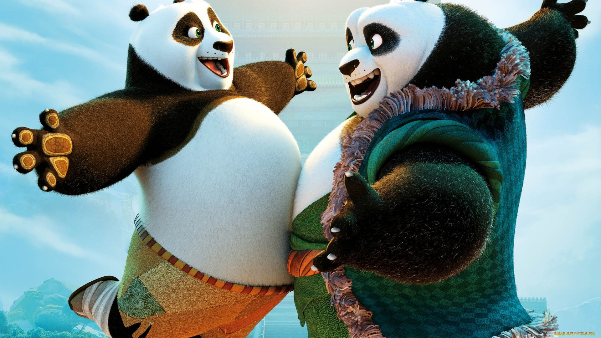 Kung Fu Panda Download Wallpaper