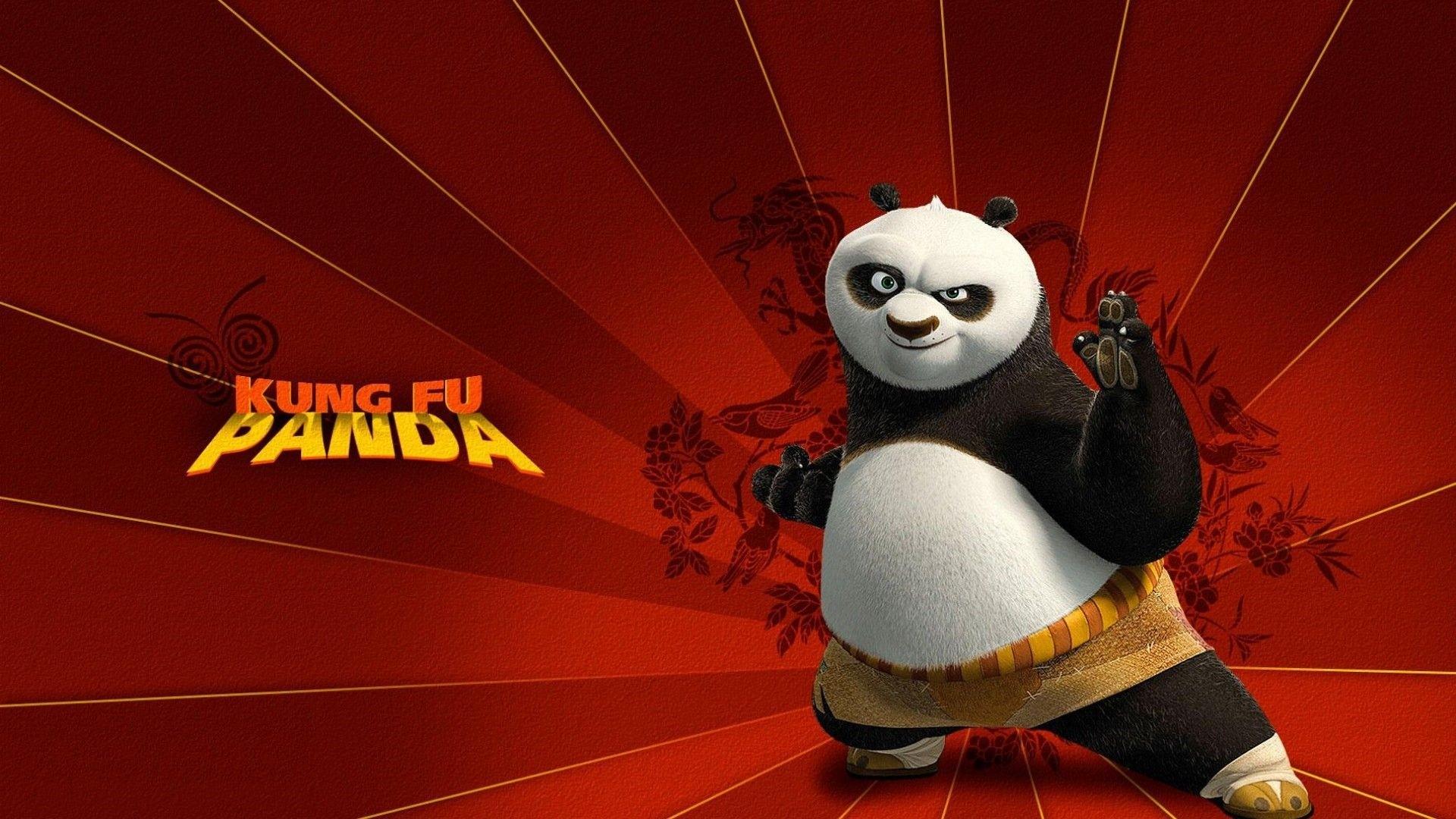 Kung Fu Panda Background Wallpaper