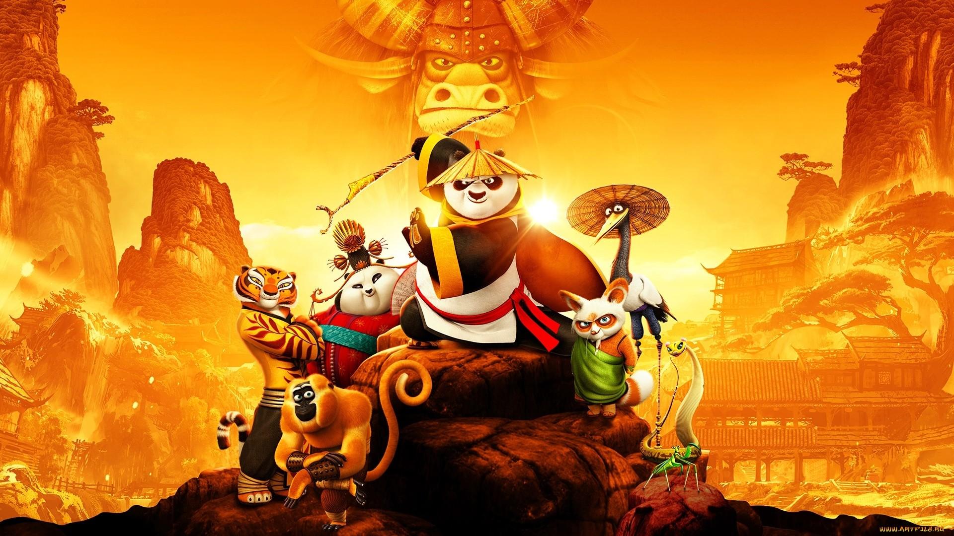 Kung Fu Panda good wallpaper hd