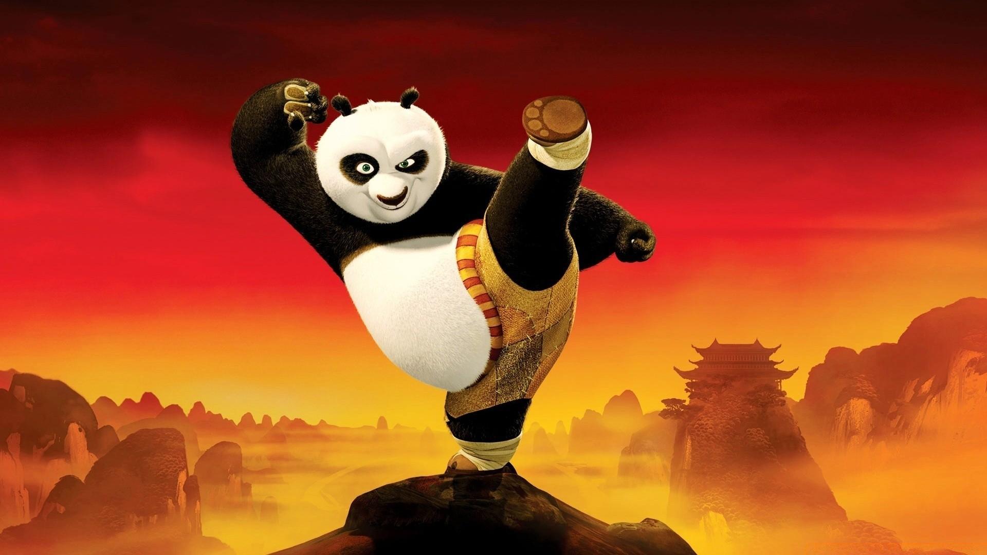 Kung Fu Panda full wallpaper
