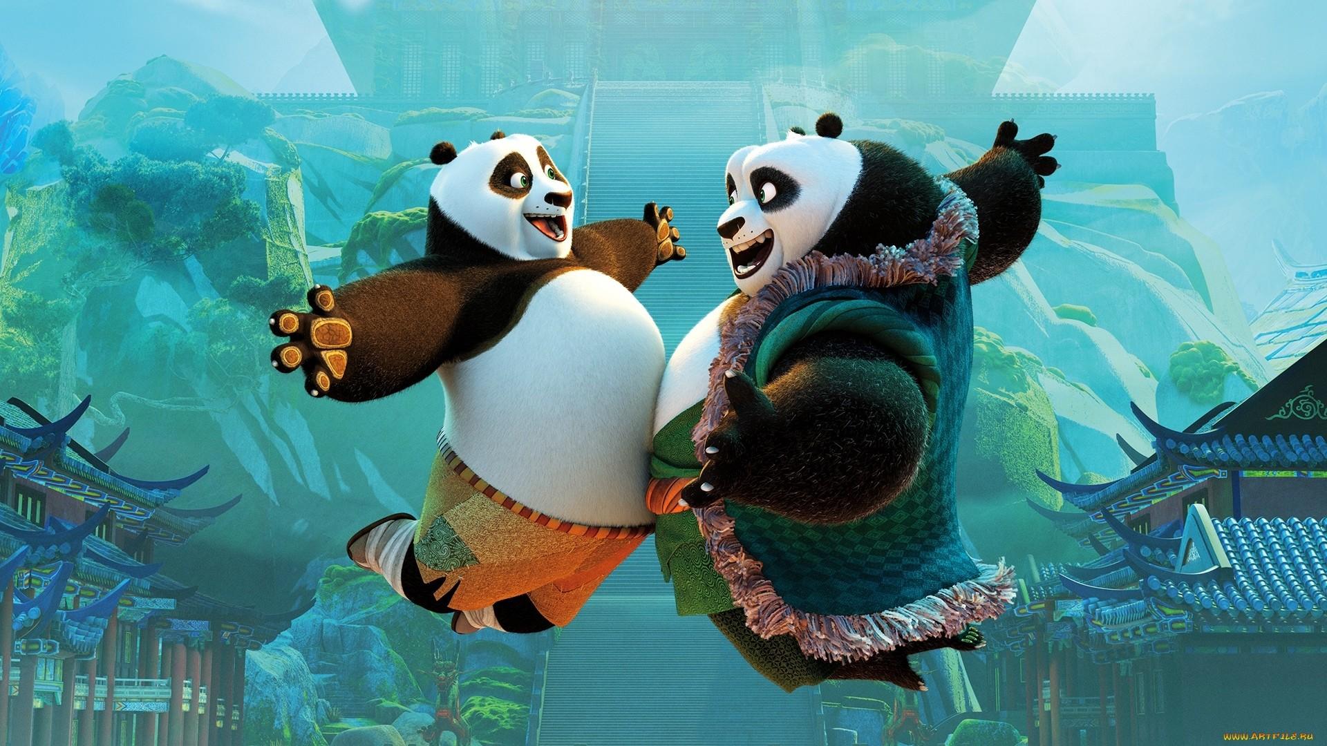 Kung Fu Panda Free Wallpaper and Background