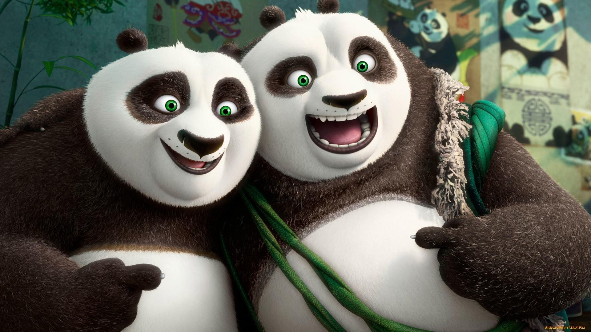 Kung Fu Panda Free Download Wallpaper