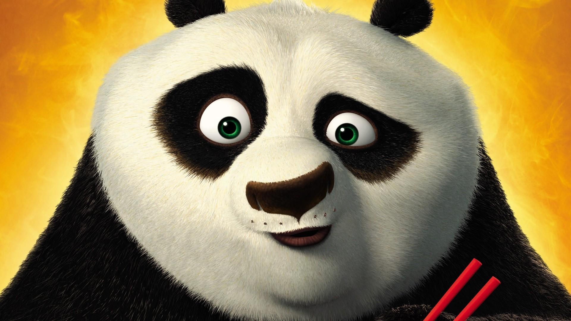 Kung Fu Panda Cool HD Wallpaper