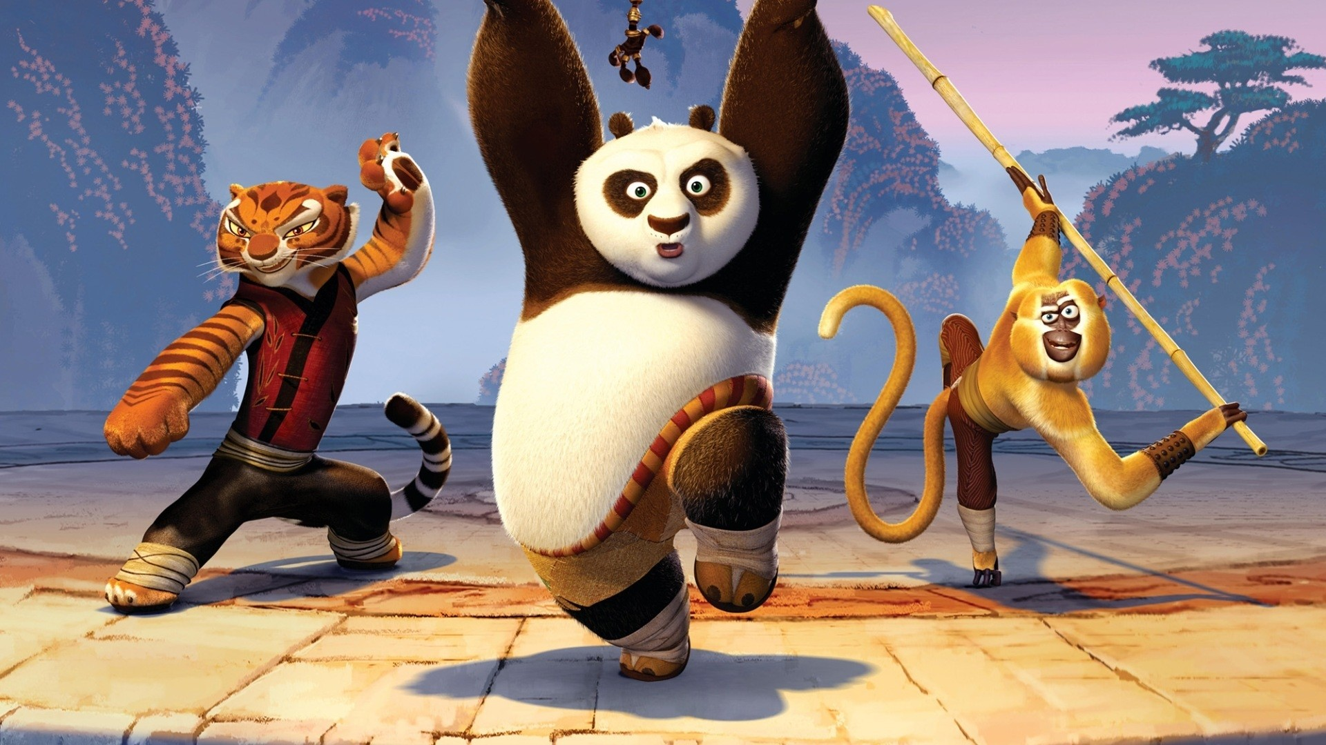 Kung Fu Panda Wallpaper