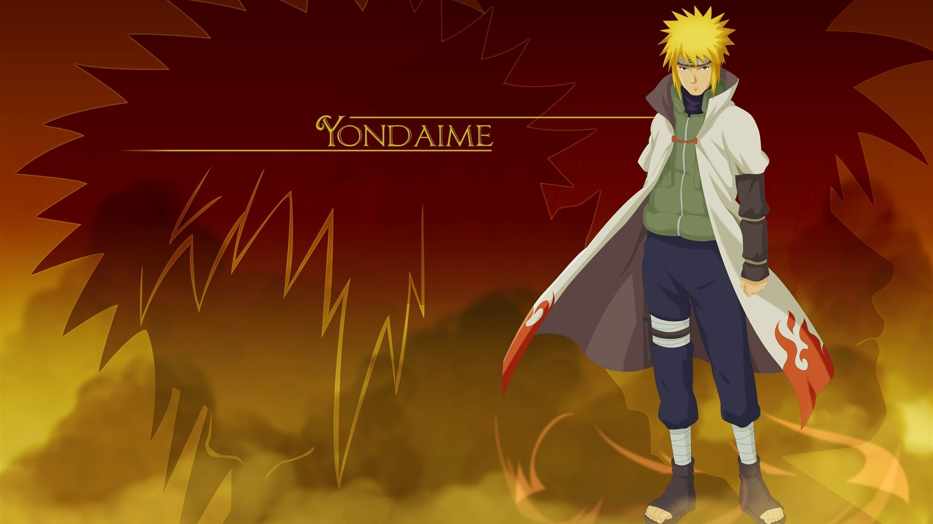 Minato Namikaze hd wallpaper for pc