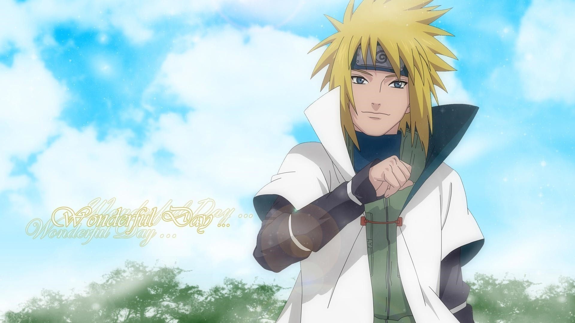 Minato Namikaze Free Download Wallpaper