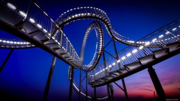 Roller Coaster Wallpaper Photo HD