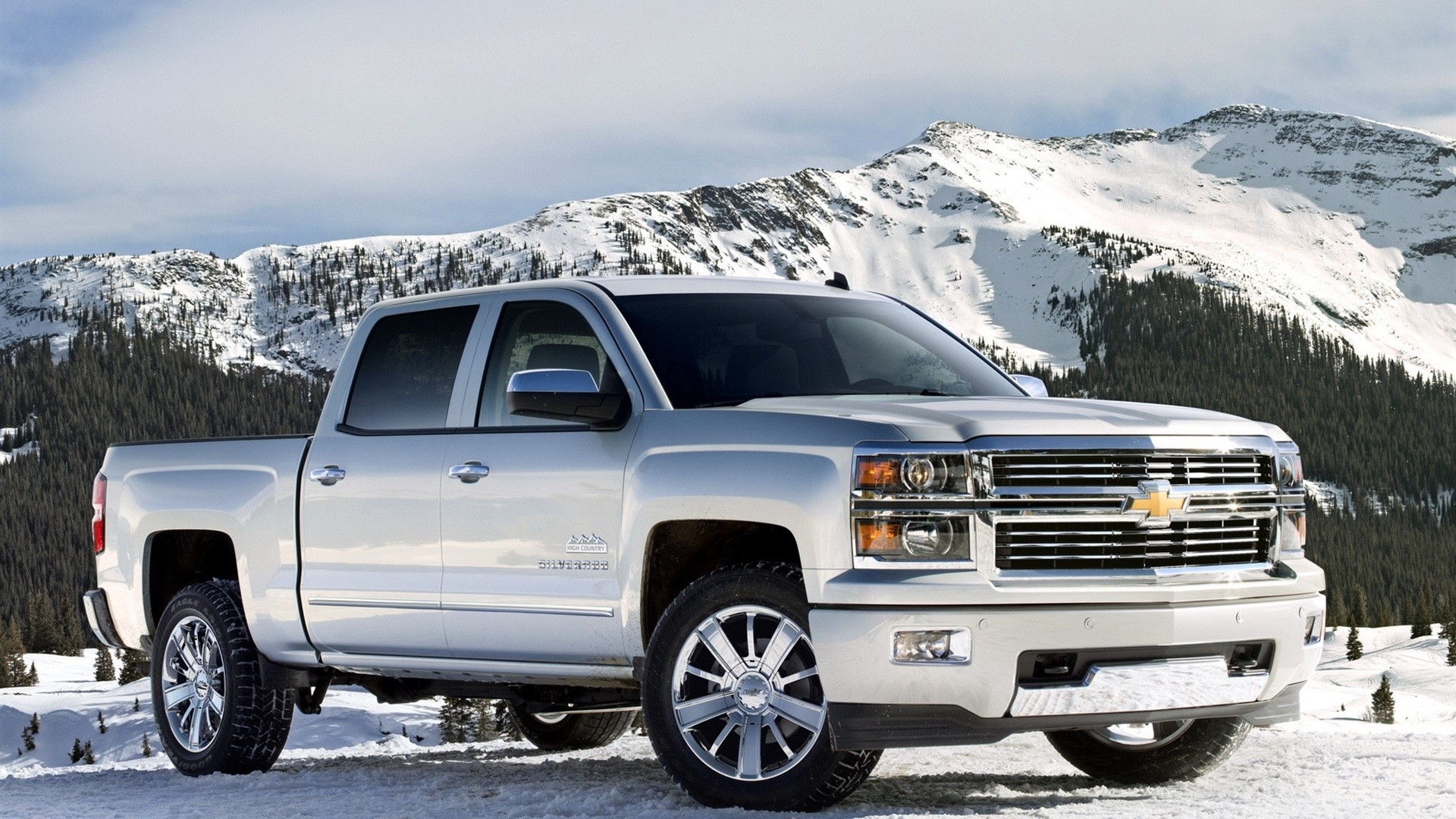 Silverado Wallpaper and Background