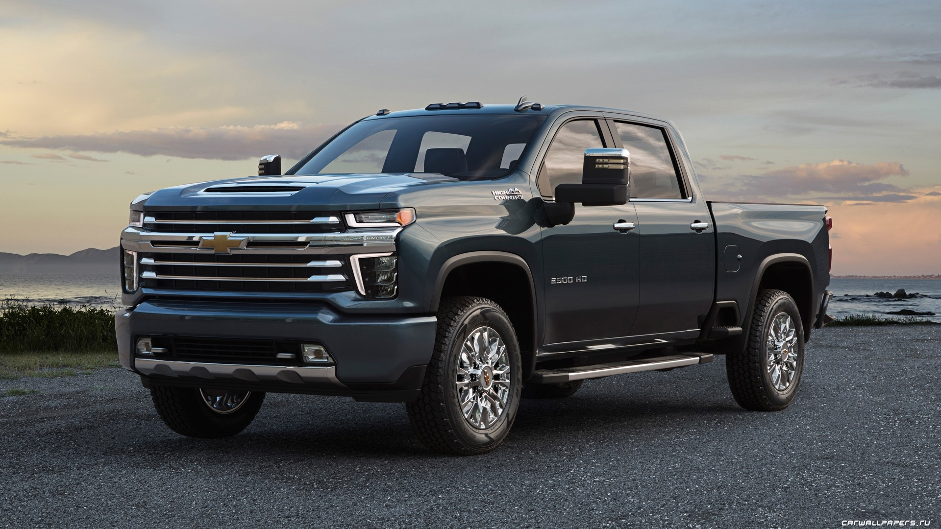 Silverado HD wallpaper