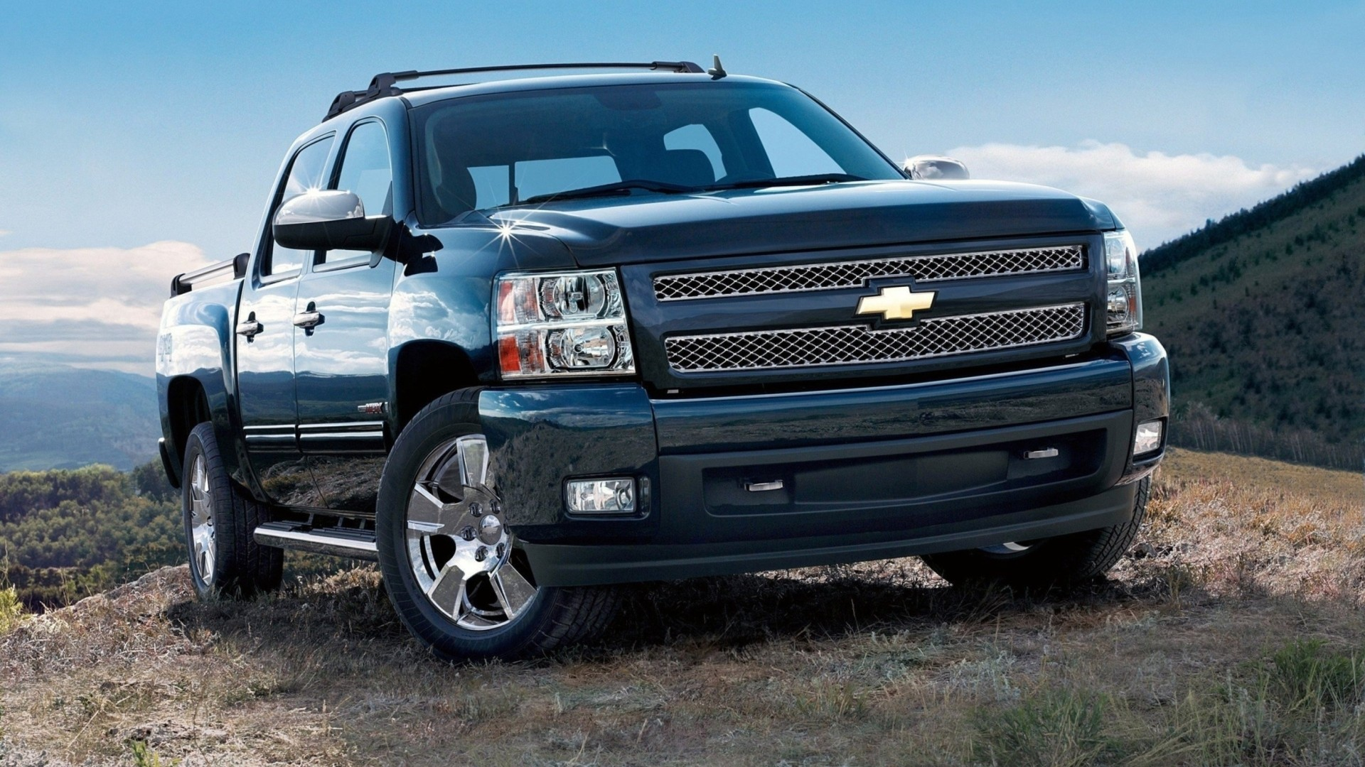 Silverado free download wallpaper