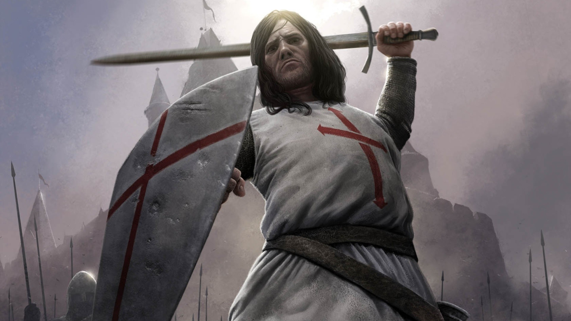 Templar hd wallpaper
