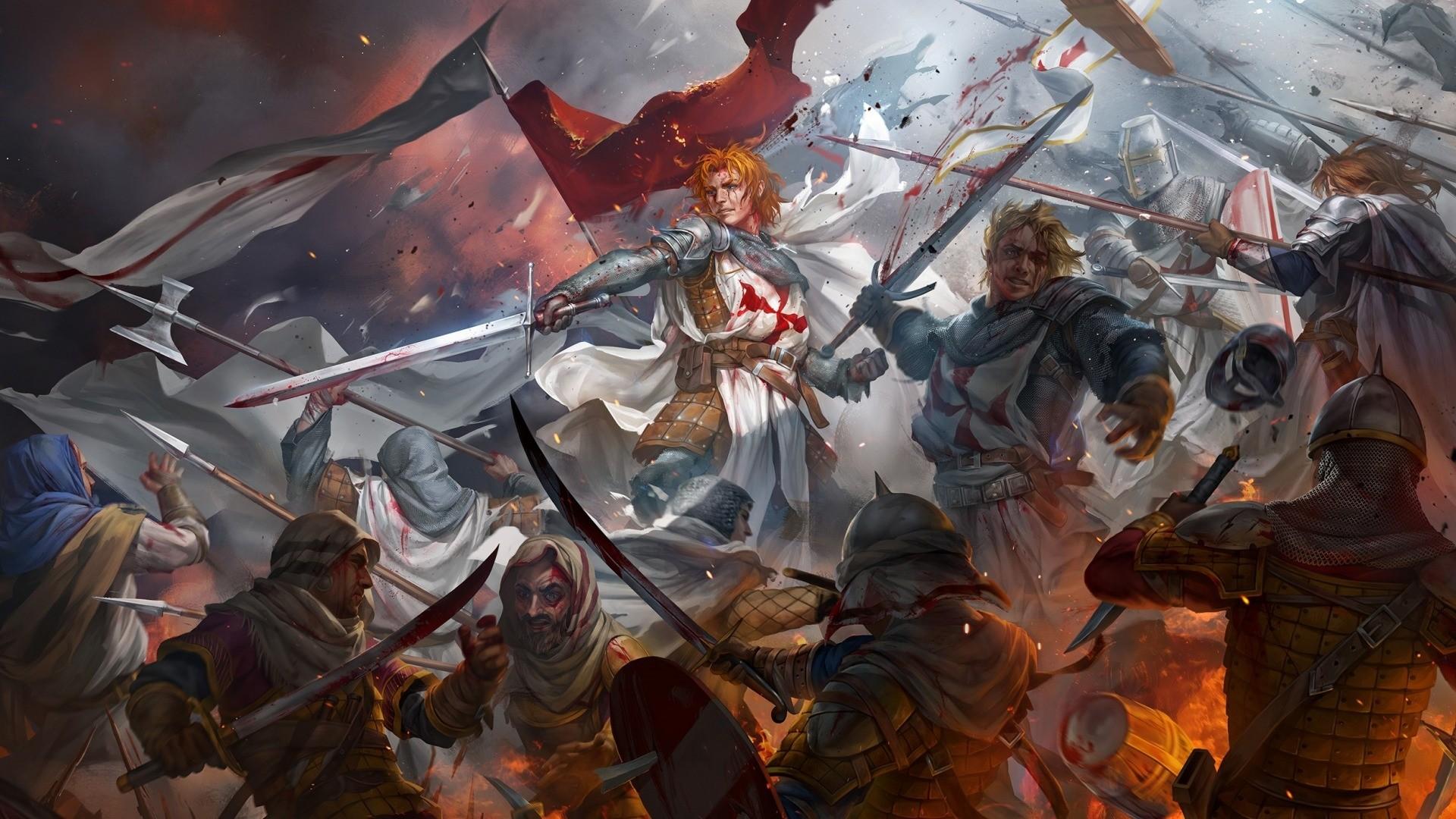 Templar HD Wallpaper Download