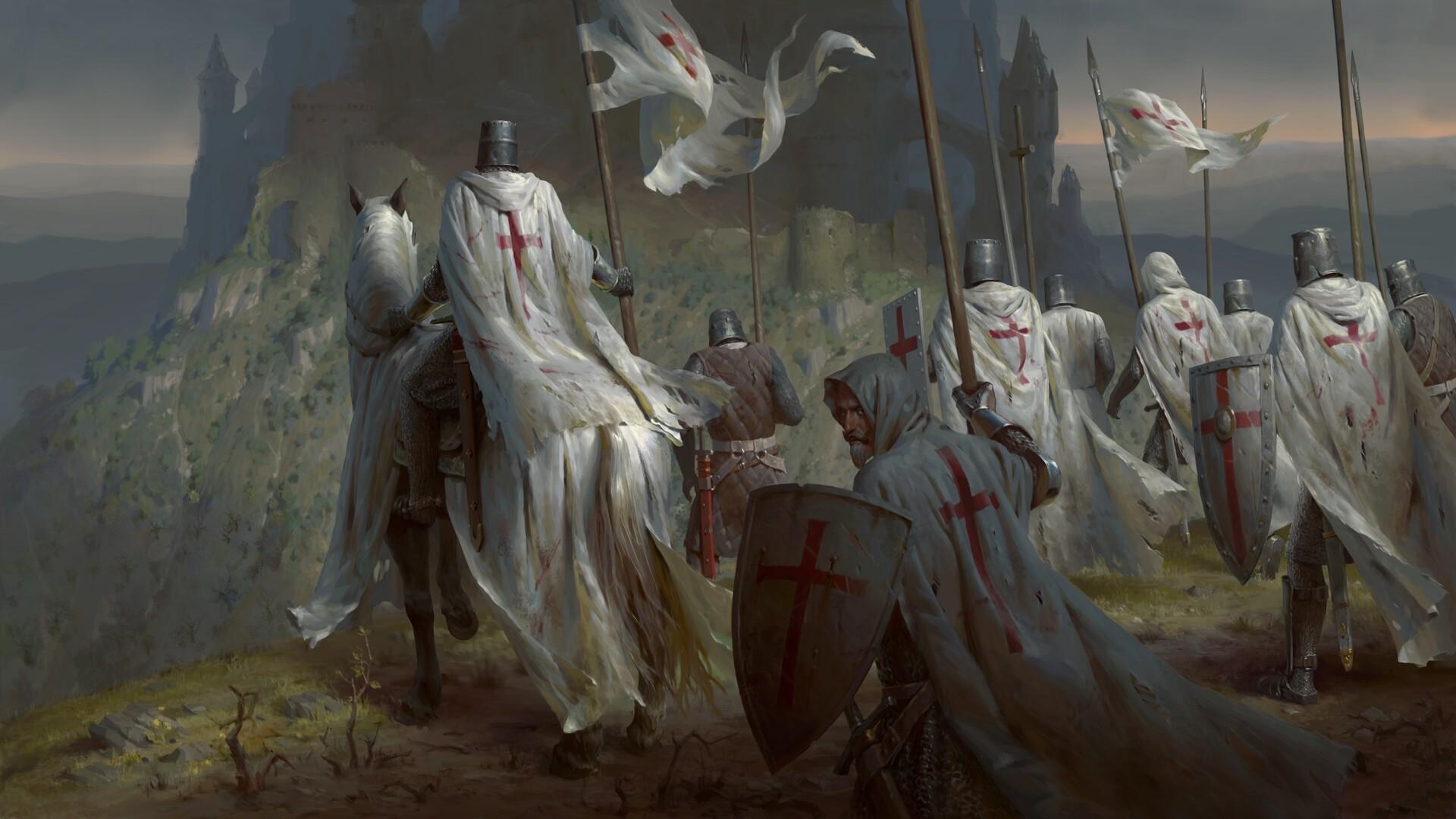 Templar Good Wallpaper