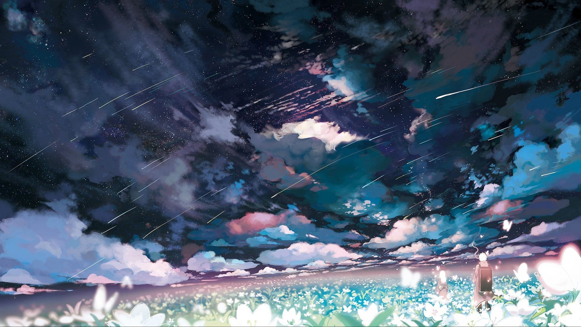 Aesthetic Anime hd wallpaper download