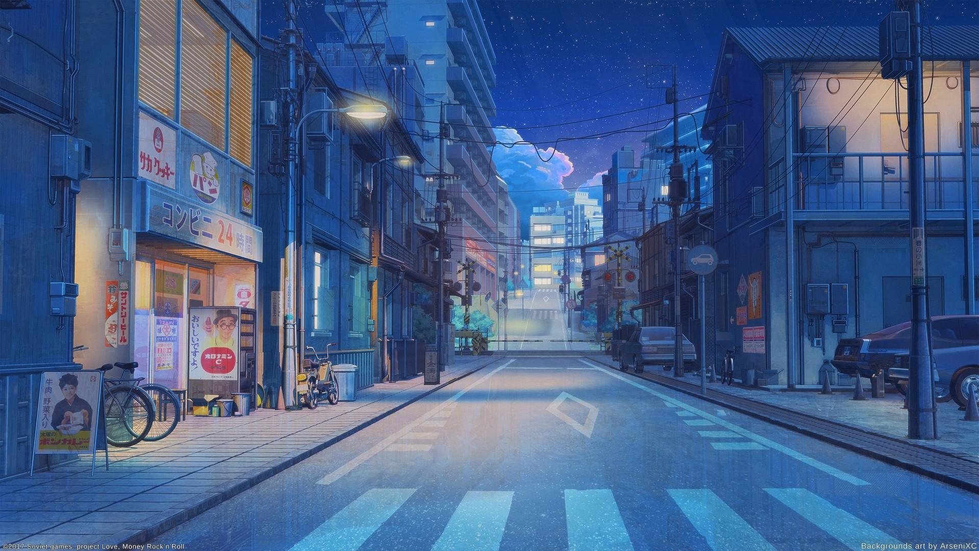 Aesthetic Anime Image