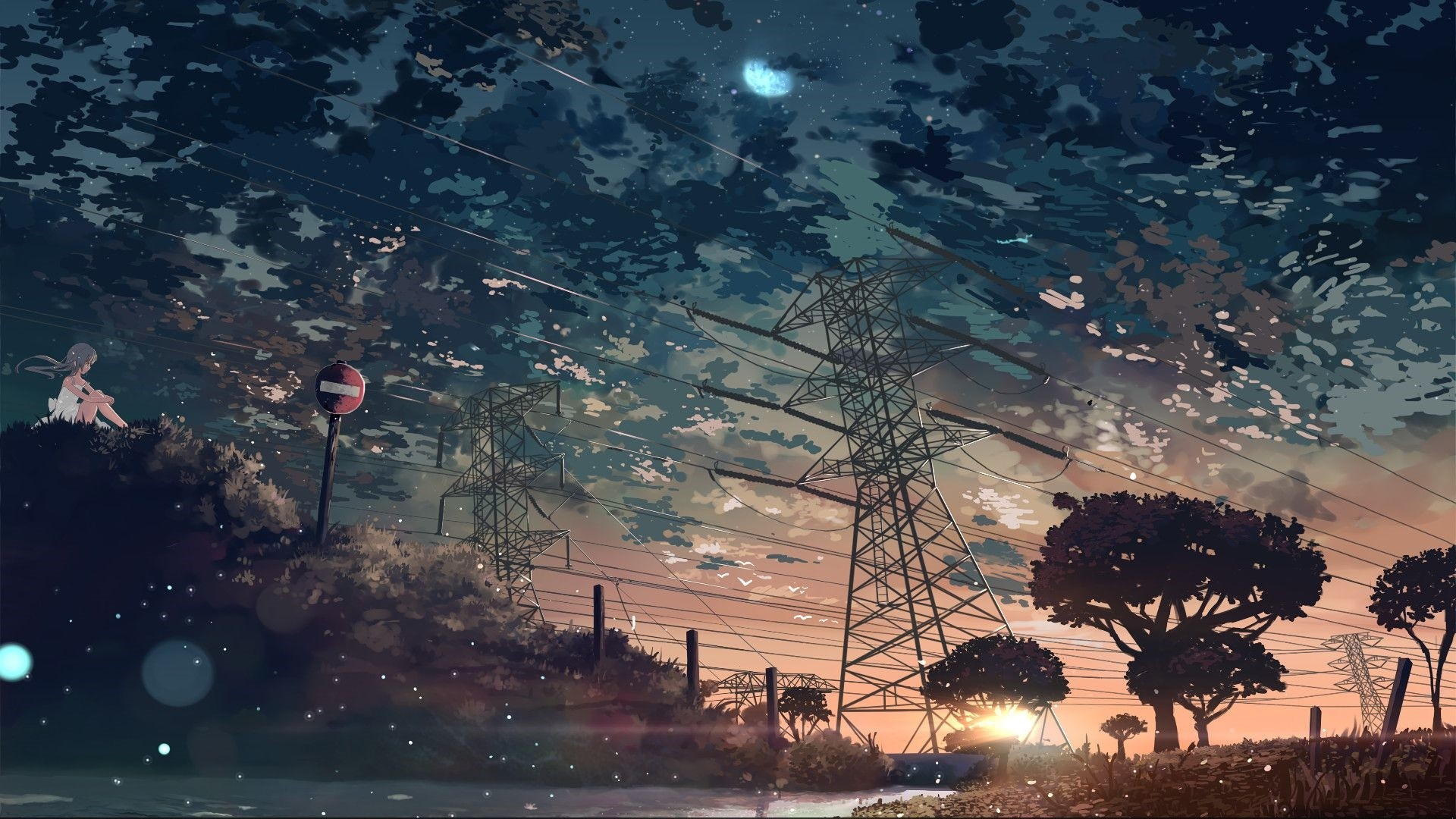 Aesthetic Anime Wallpaper Picture hd